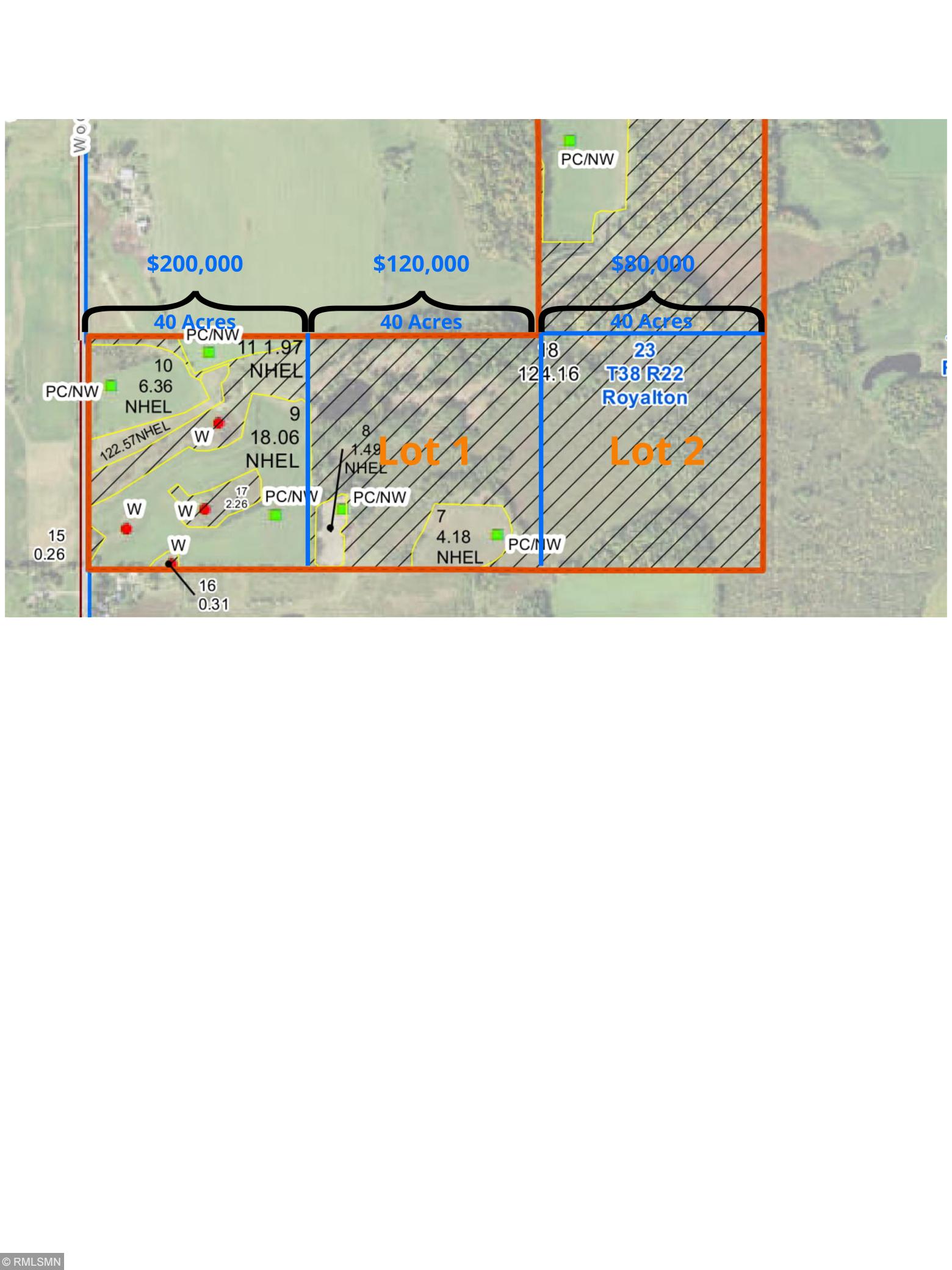 XXX Woodland Property Photo - Pine City, MN real estate listing