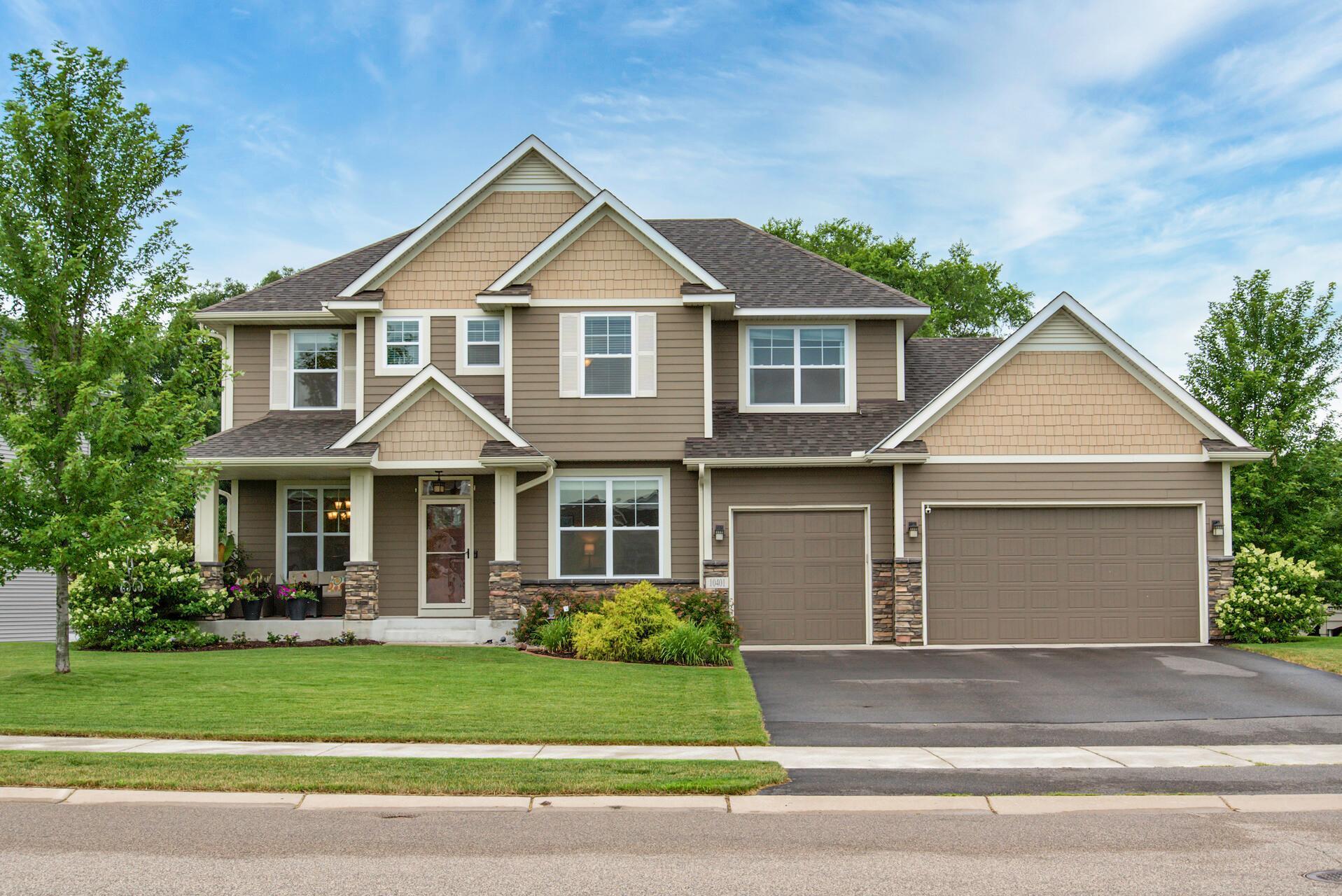 10401 Oregon Avenue N Property Photo - Brooklyn Park, MN real estate listing