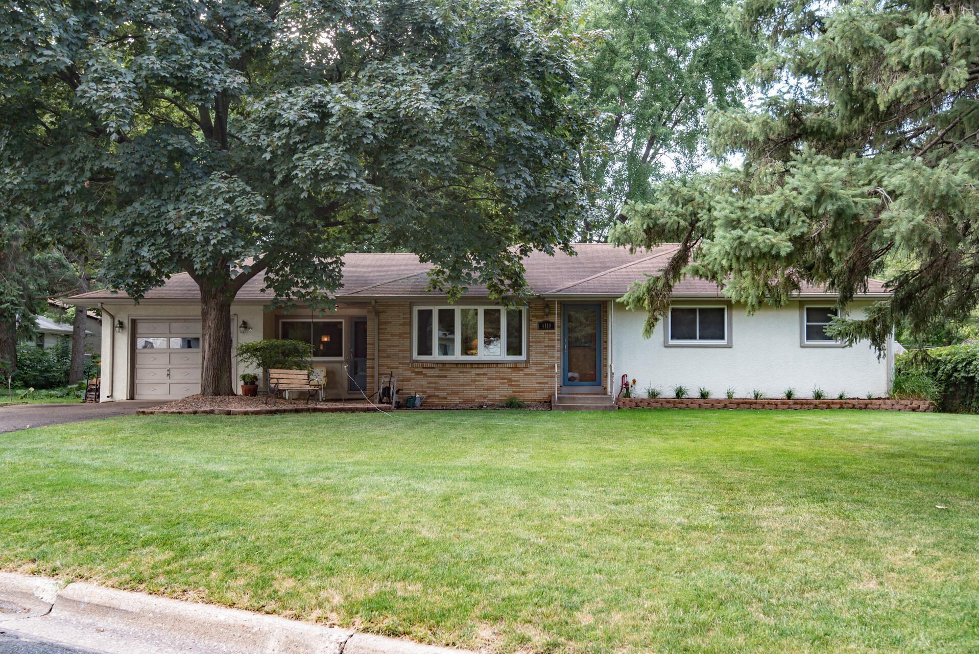 4110 Polk NE Property Photo - Columbia Heights, MN real estate listing