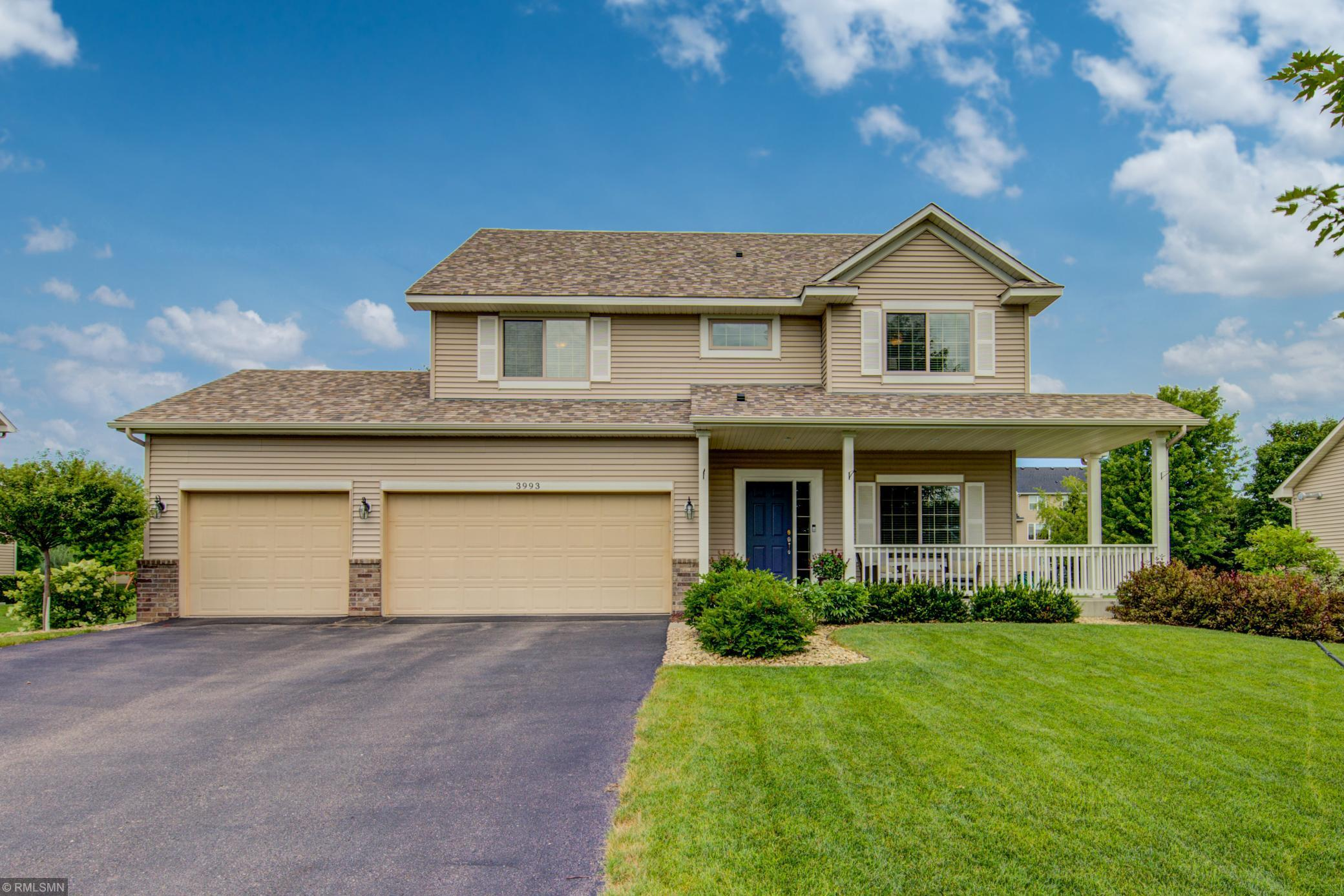 3993 Landings Drive Property Photo - Minnetrista, MN real estate listing
