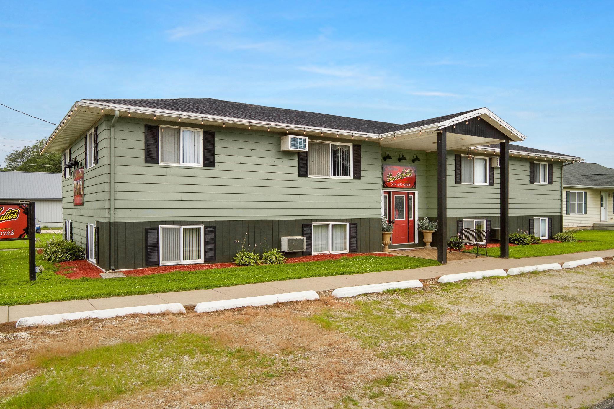 205 1st Street NE Property Photo - New Albin, IA real estate listing