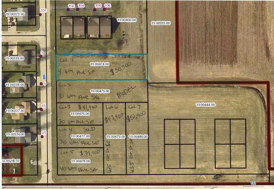 625 1st Street SE Property Photo - Elgin, MN real estate listing