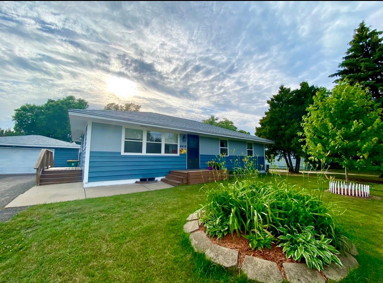 6419 Marlin Property Photo - Brooklyn Center, MN real estate listing