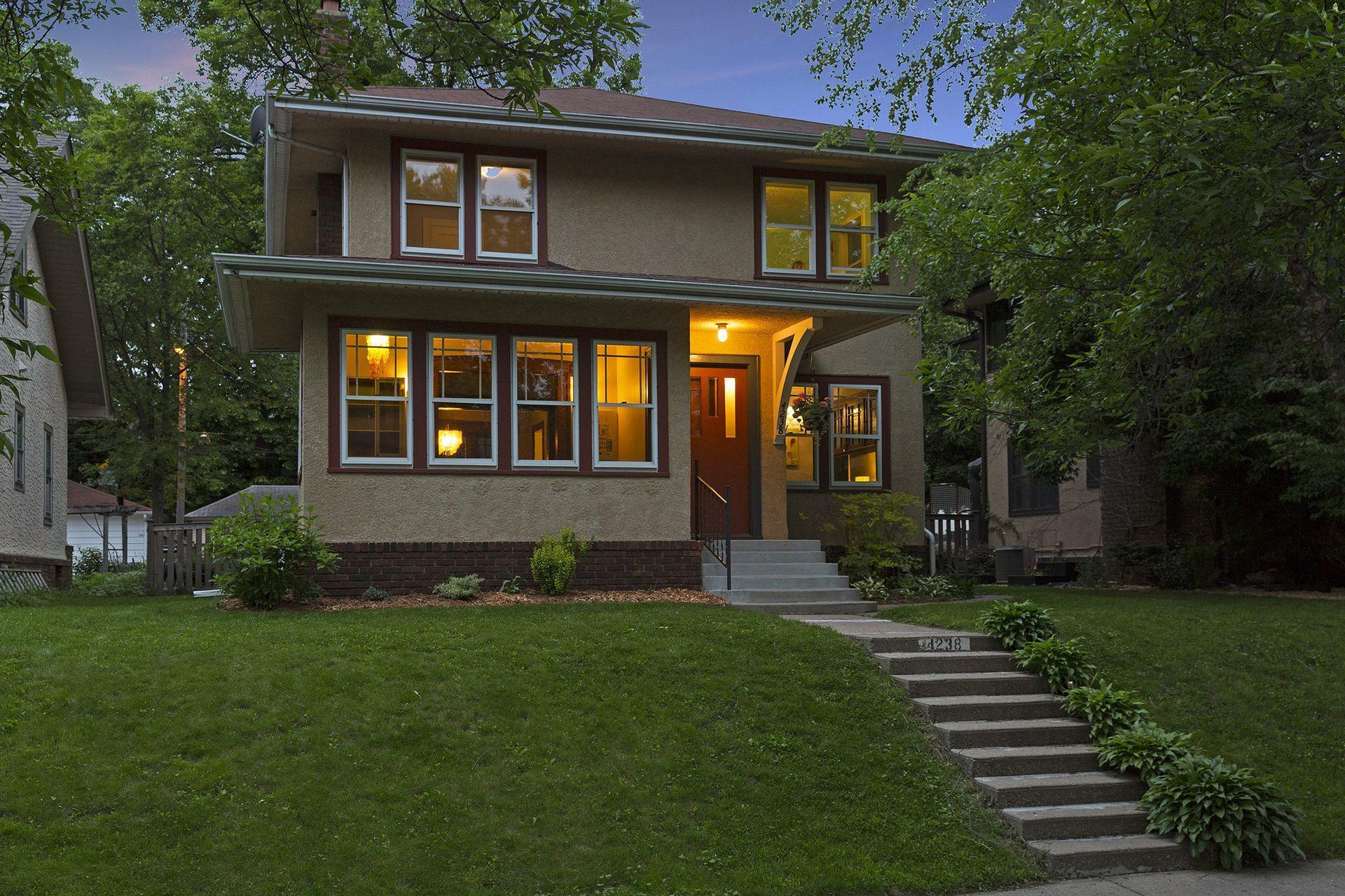 4238 Grand S Property Photo - Minneapolis, MN real estate listing