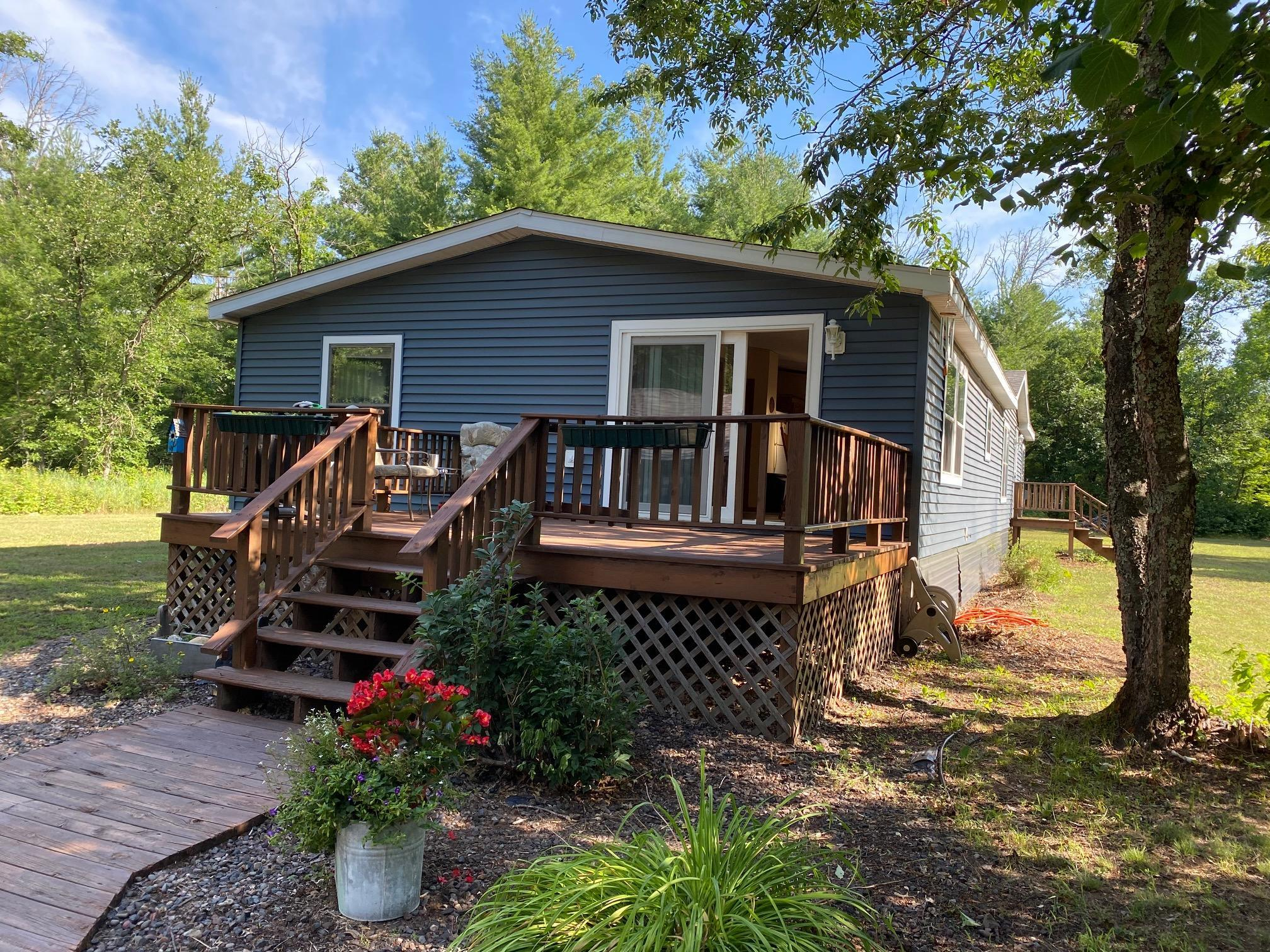 24225 Soderbeck Road Property Photo - Grantsburg Twp, WI real estate listing