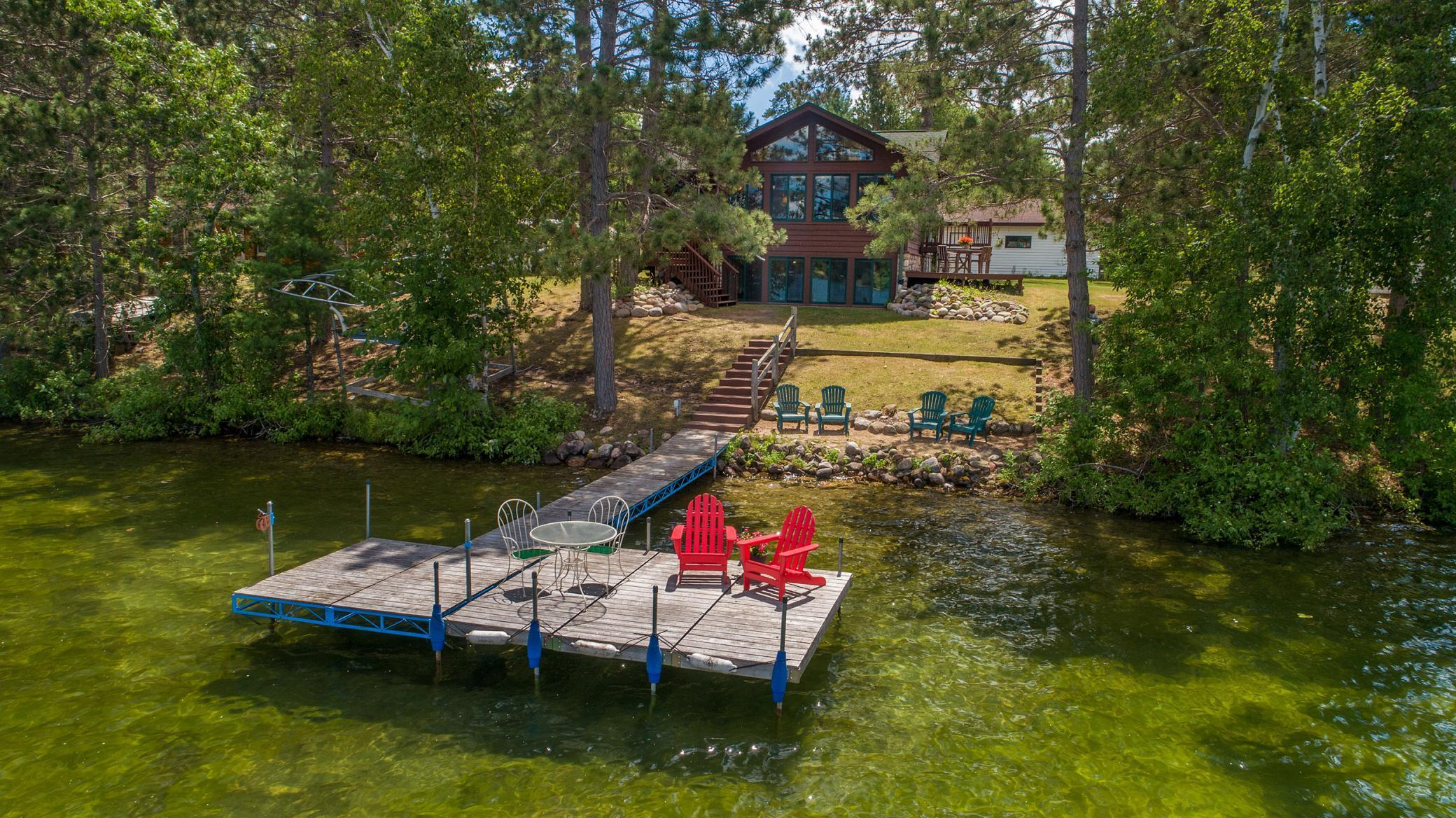 15426 County Road 1 Property Photo - Fifty Lakes, MN real estate listing