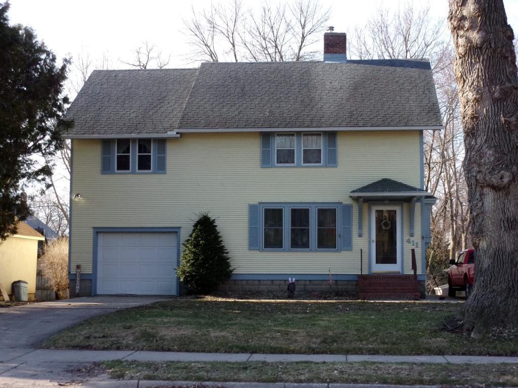 411 Woodland Avenue Property Photo - Fairmont, MN real estate listing