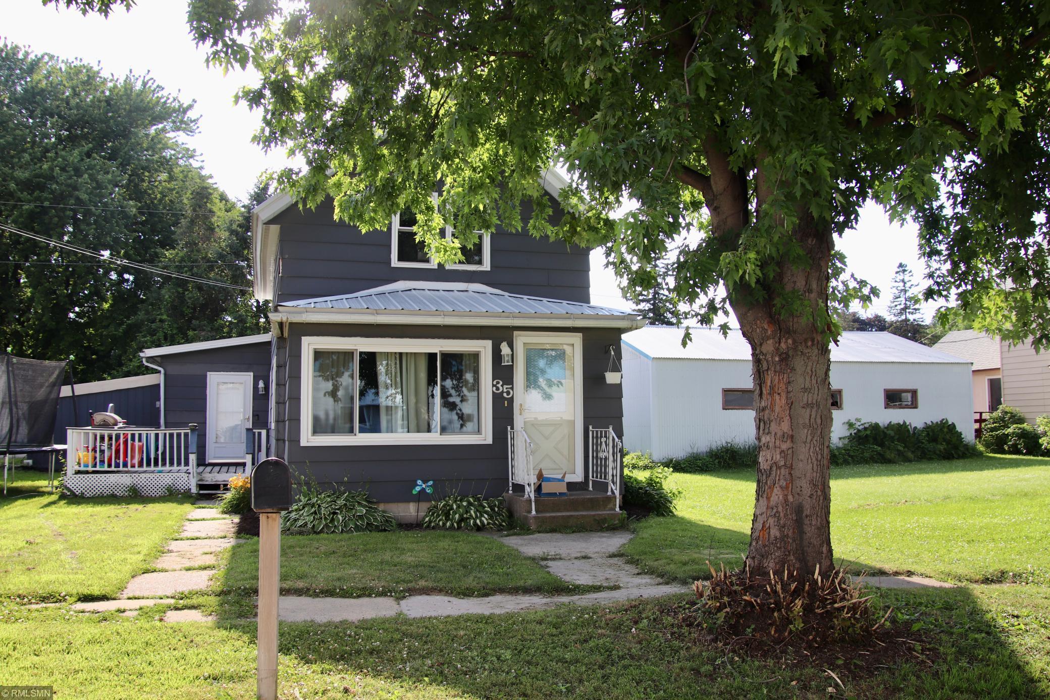 35 Center Avenue N Property Photo - Elgin, MN real estate listing