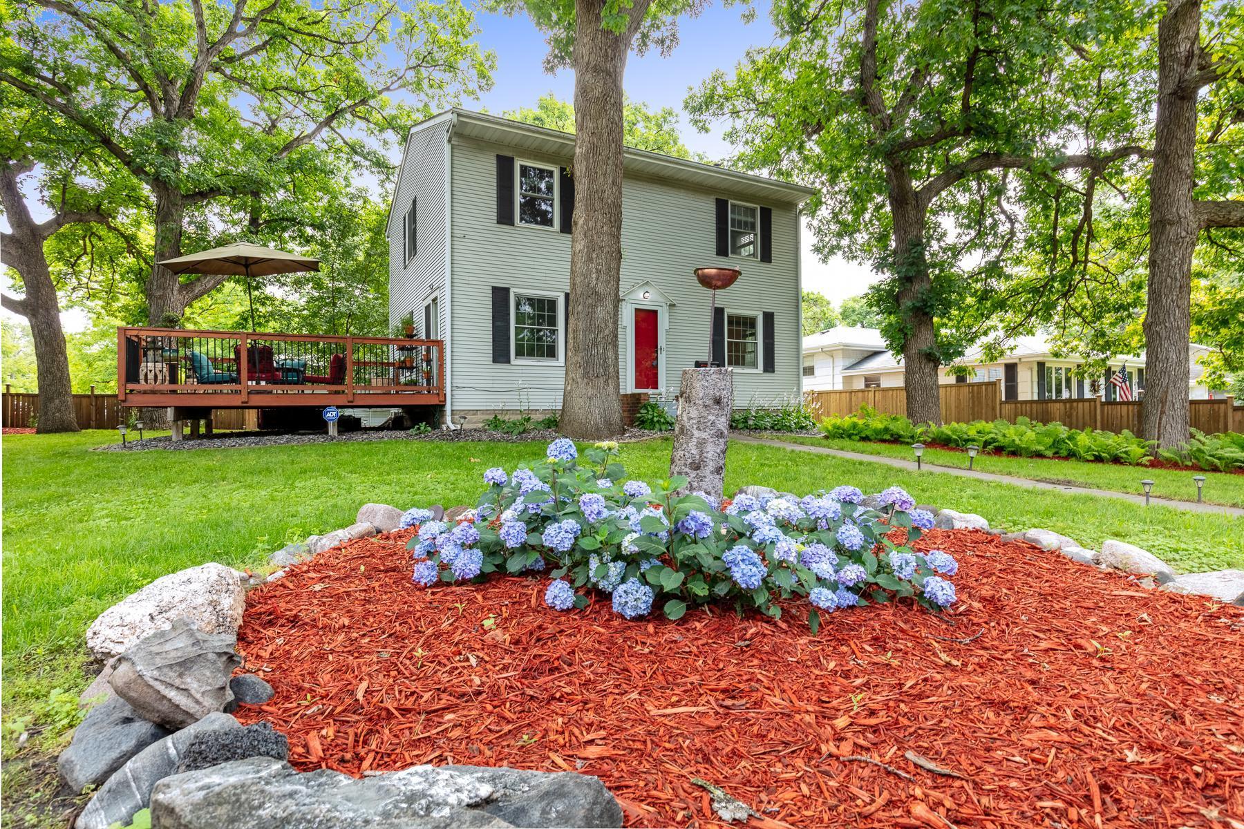 6301 Rolf Property Photo - Edina, MN real estate listing