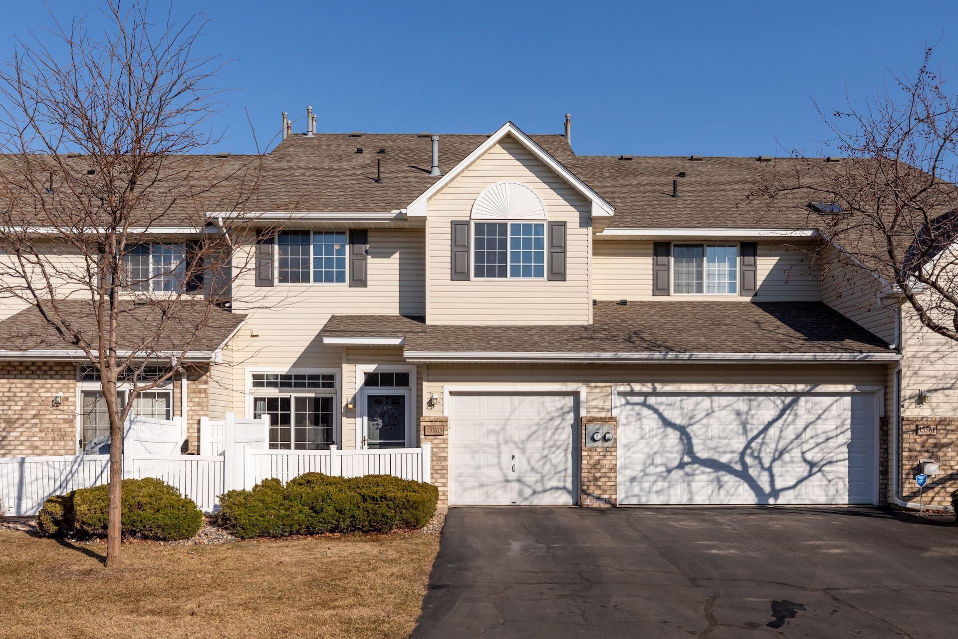 15563 Garnet #65 Property Photo - Apple Valley, MN real estate listing
