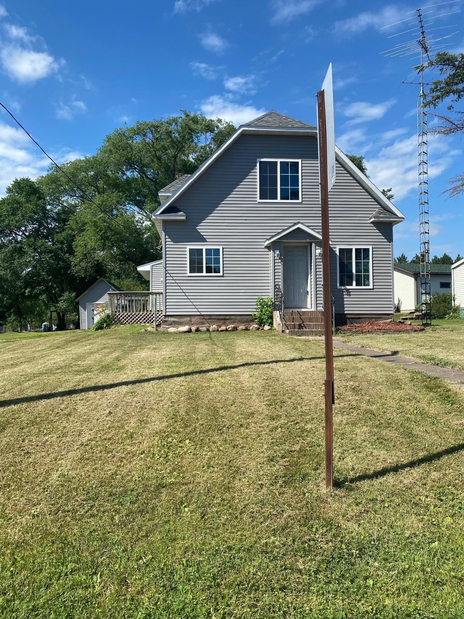 111 6th Property Photo - Randall, MN real estate listing