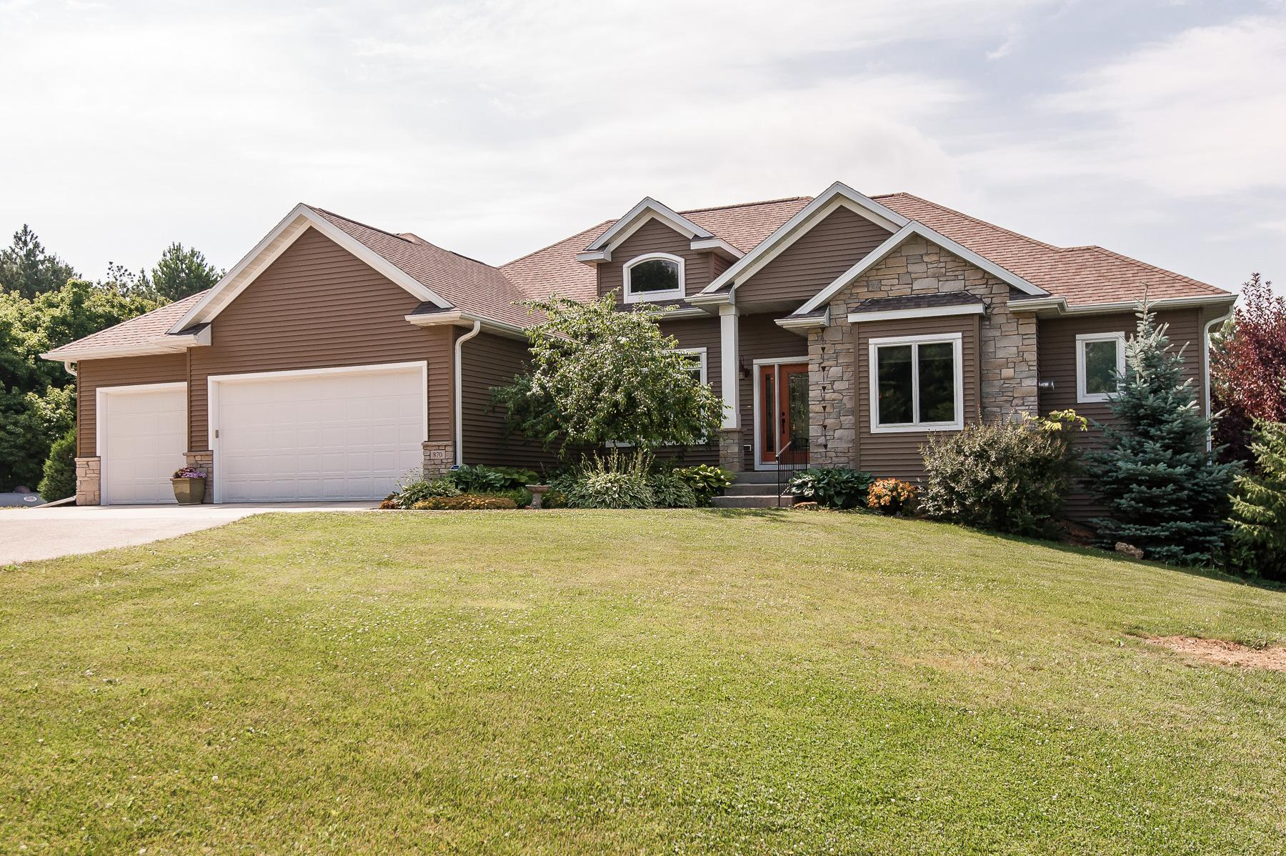 870 60th SW Property Photo - Rochester, MN real estate listing