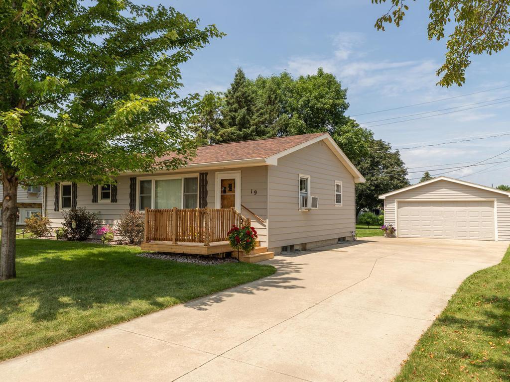 19 6th Street SW Property Photo - Eyota, MN real estate listing
