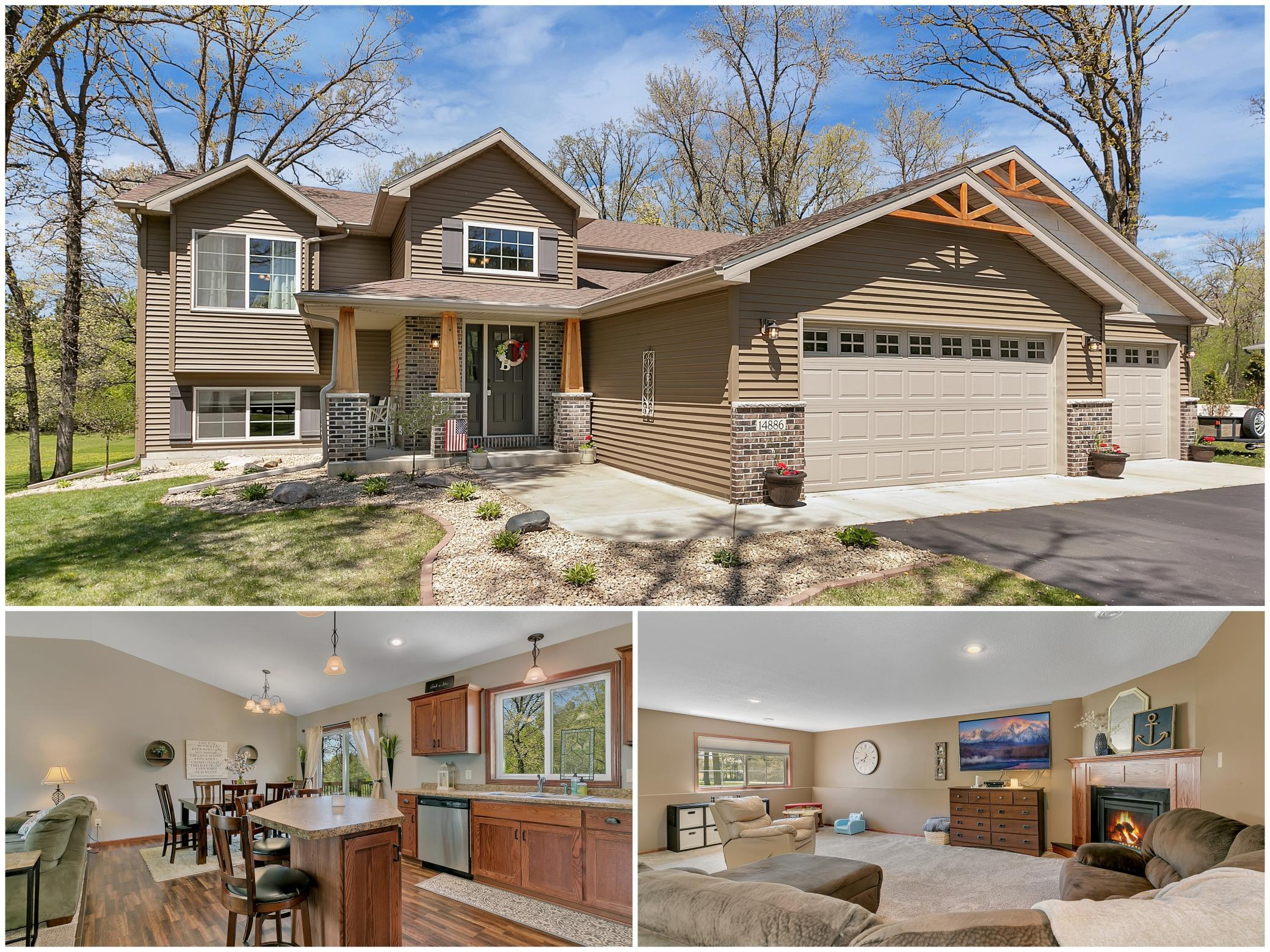 14886 Firefly Court Property Photo - Cold Spring, MN real estate listing