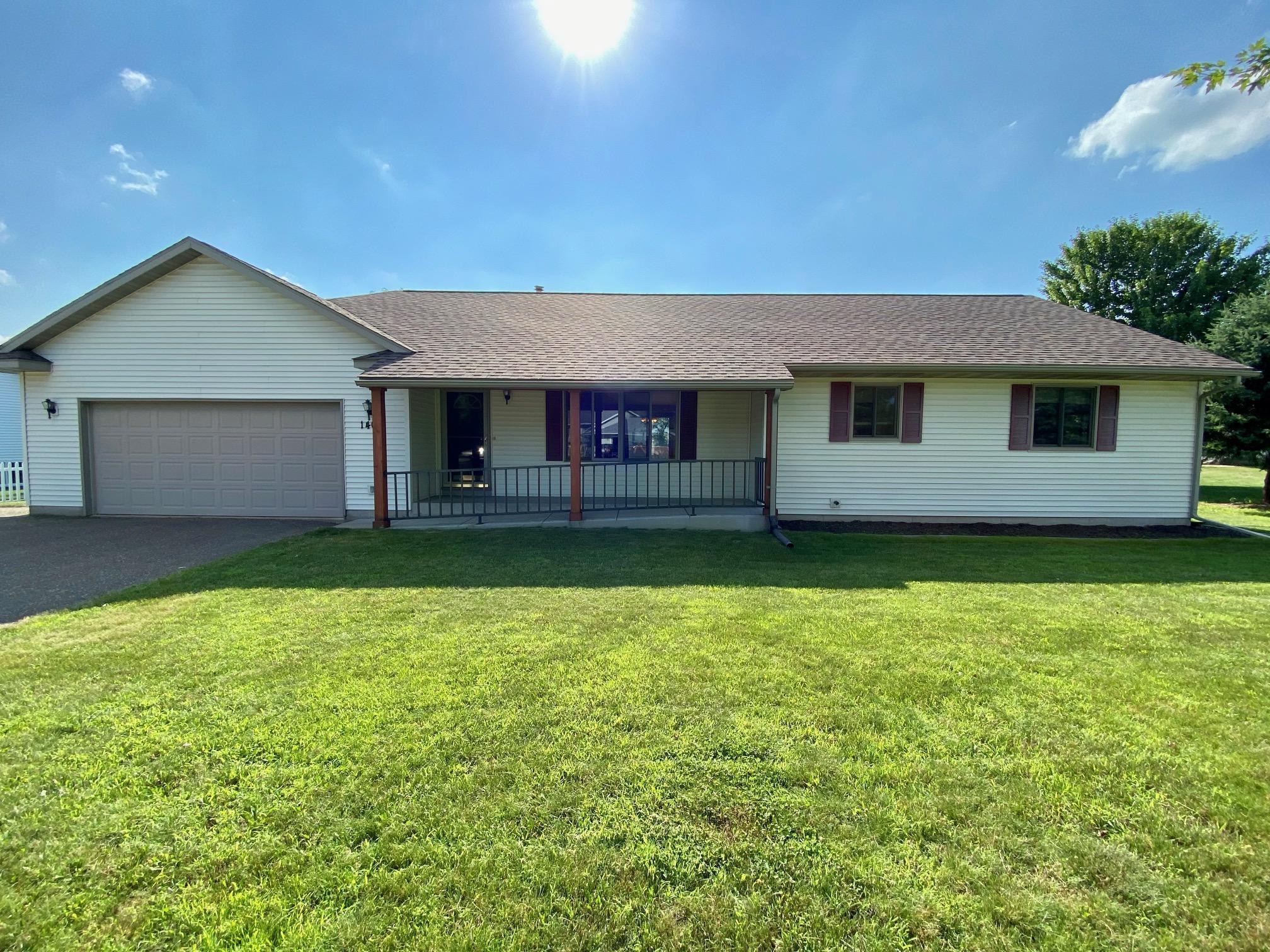 1408 Fox Run Property Photo - Chippewa Falls, WI real estate listing