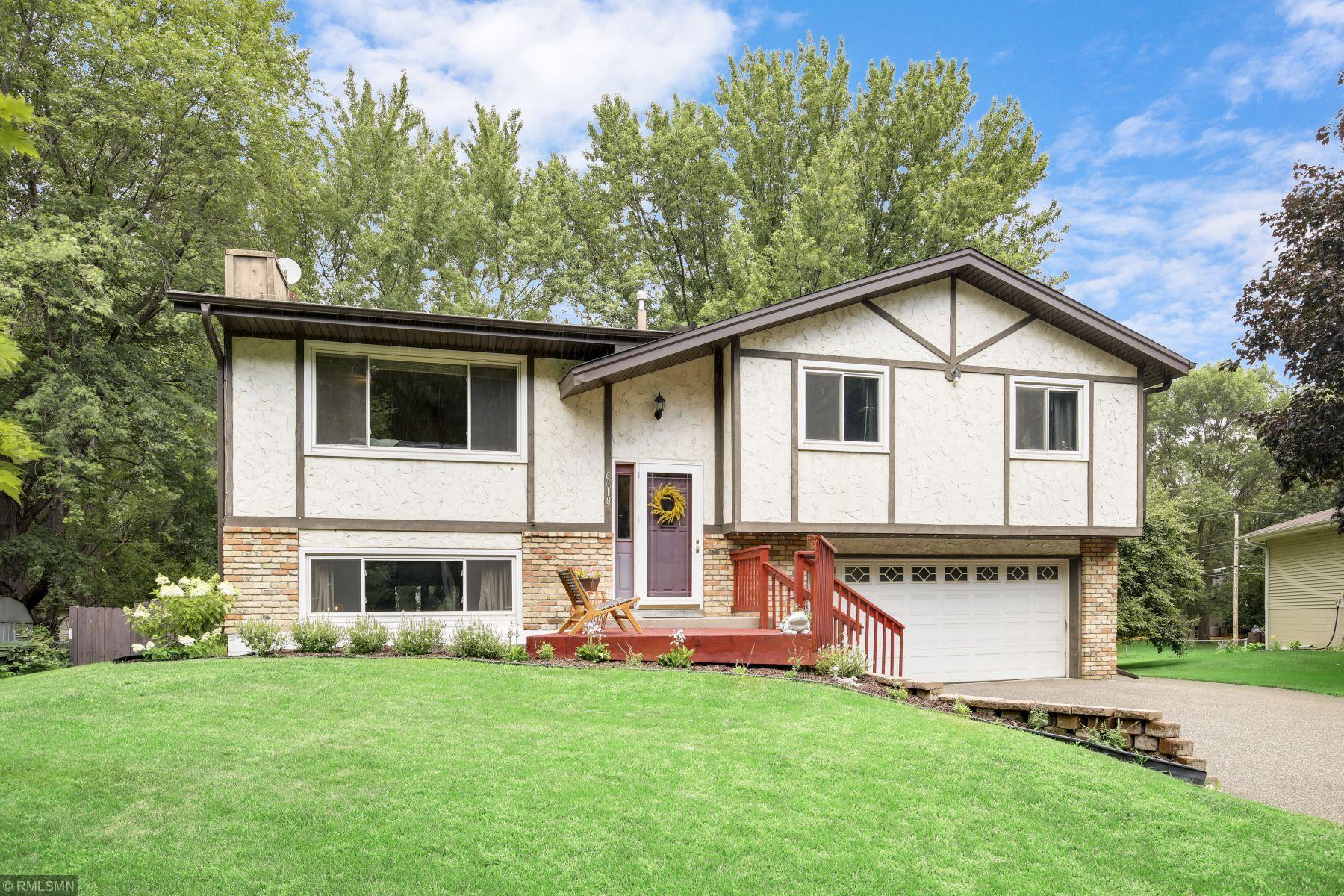 6018 Hillsboro Avenue Property Photo - New Hope, MN real estate listing