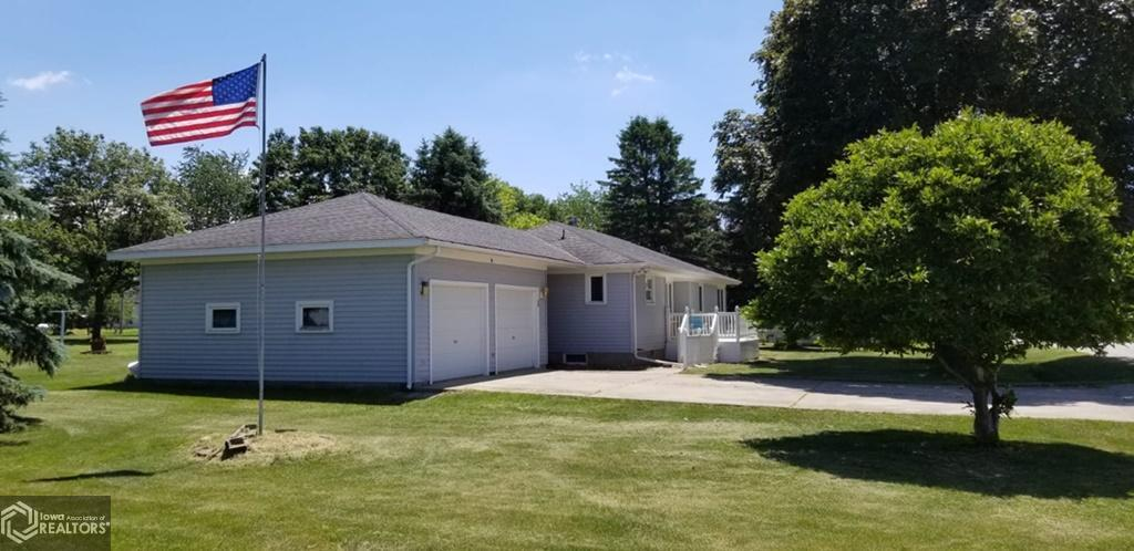 90 Maple Property Photo - Dougherty, IA real estate listing