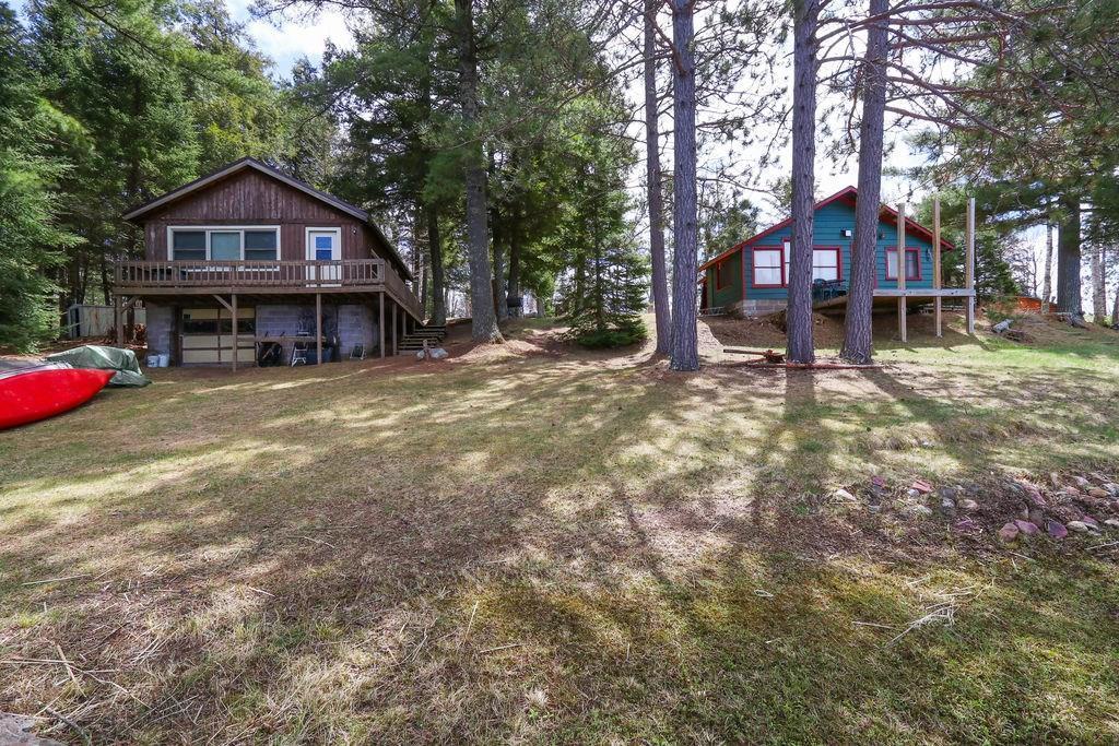 11669 Lake Property Photo - Chippewa Twp, WI real estate listing