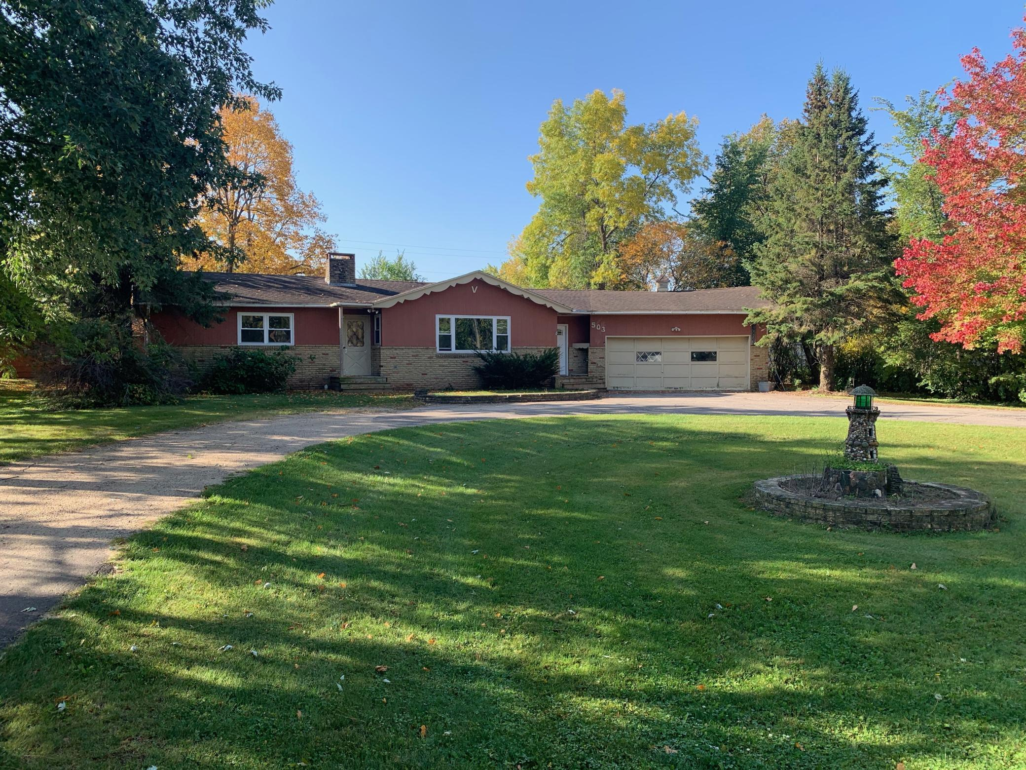 503 Leslie Avenue W Property Photo - Clarissa, MN real estate listing