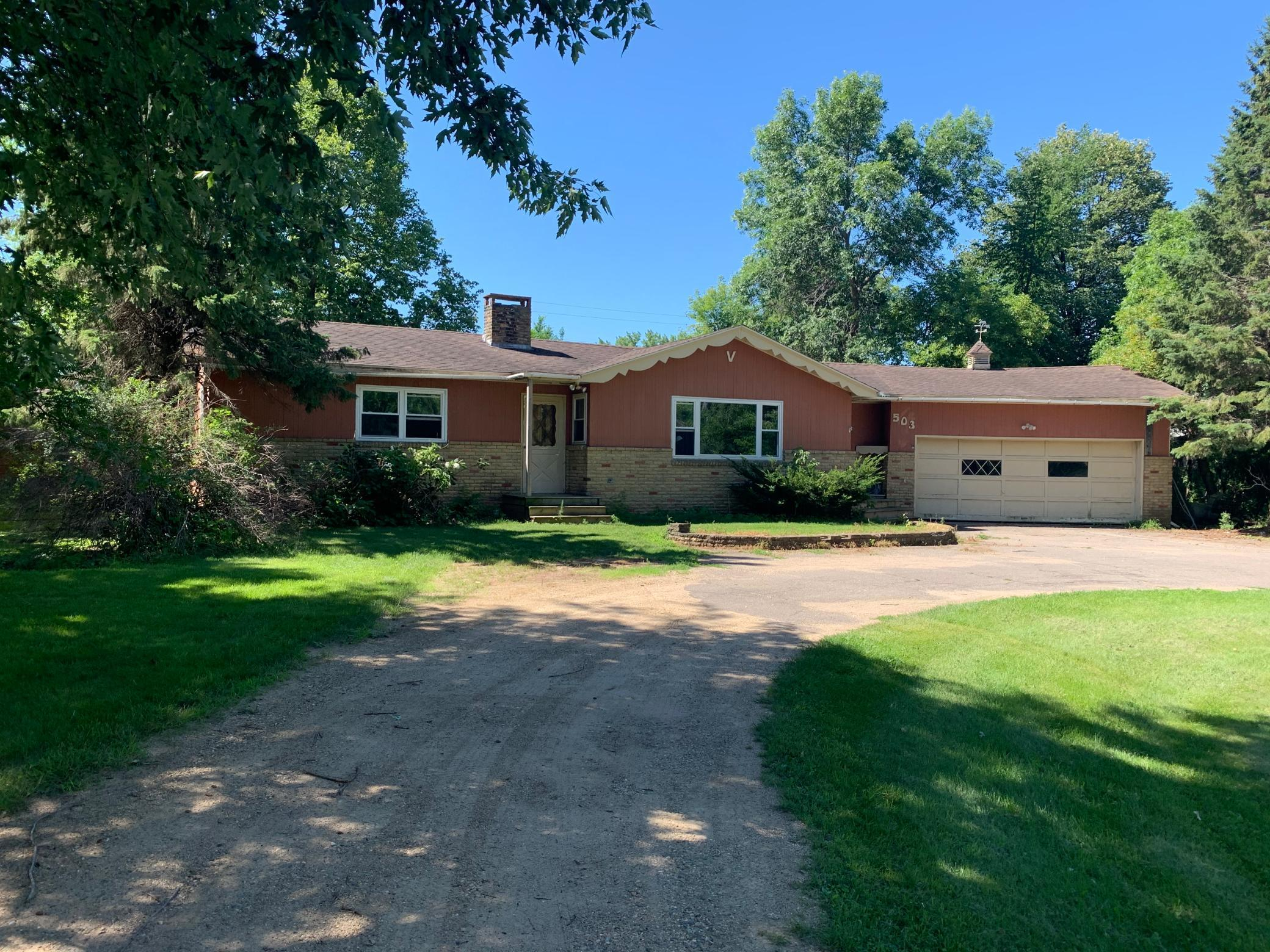 503 Leslie W Property Photo - Clarissa, MN real estate listing