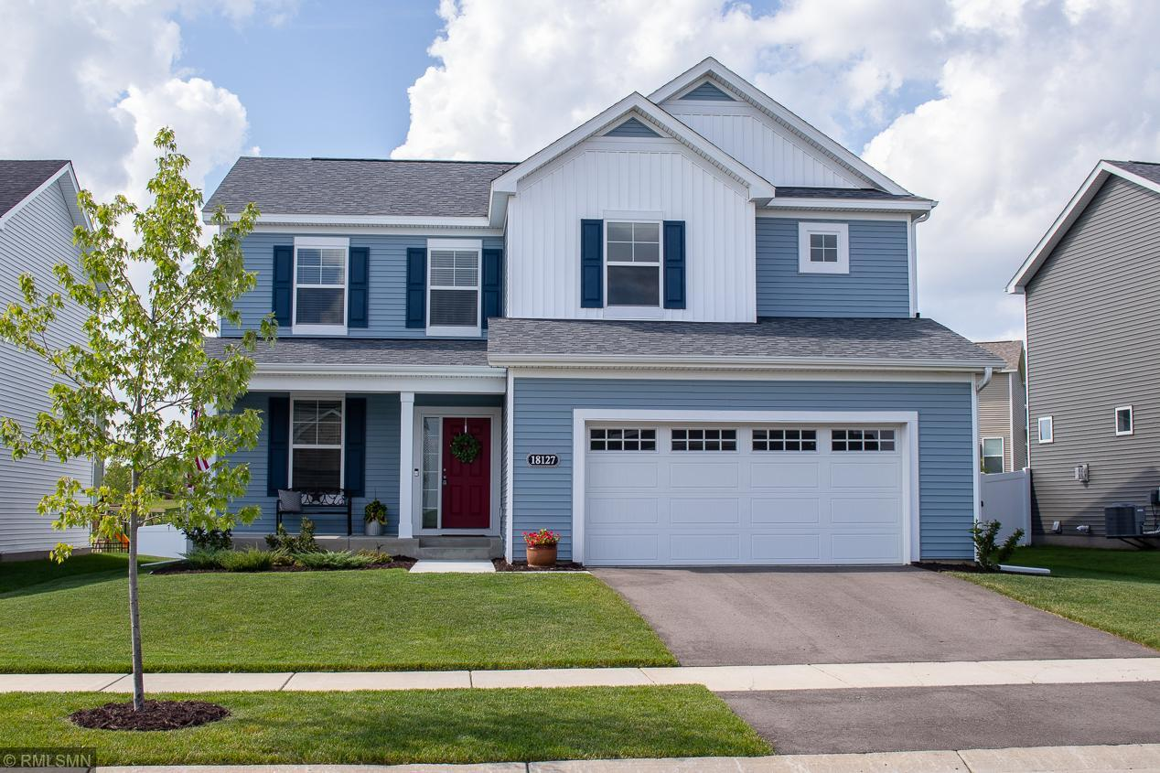 18127 Gladstone Property Photo - Lakeville, MN real estate listing