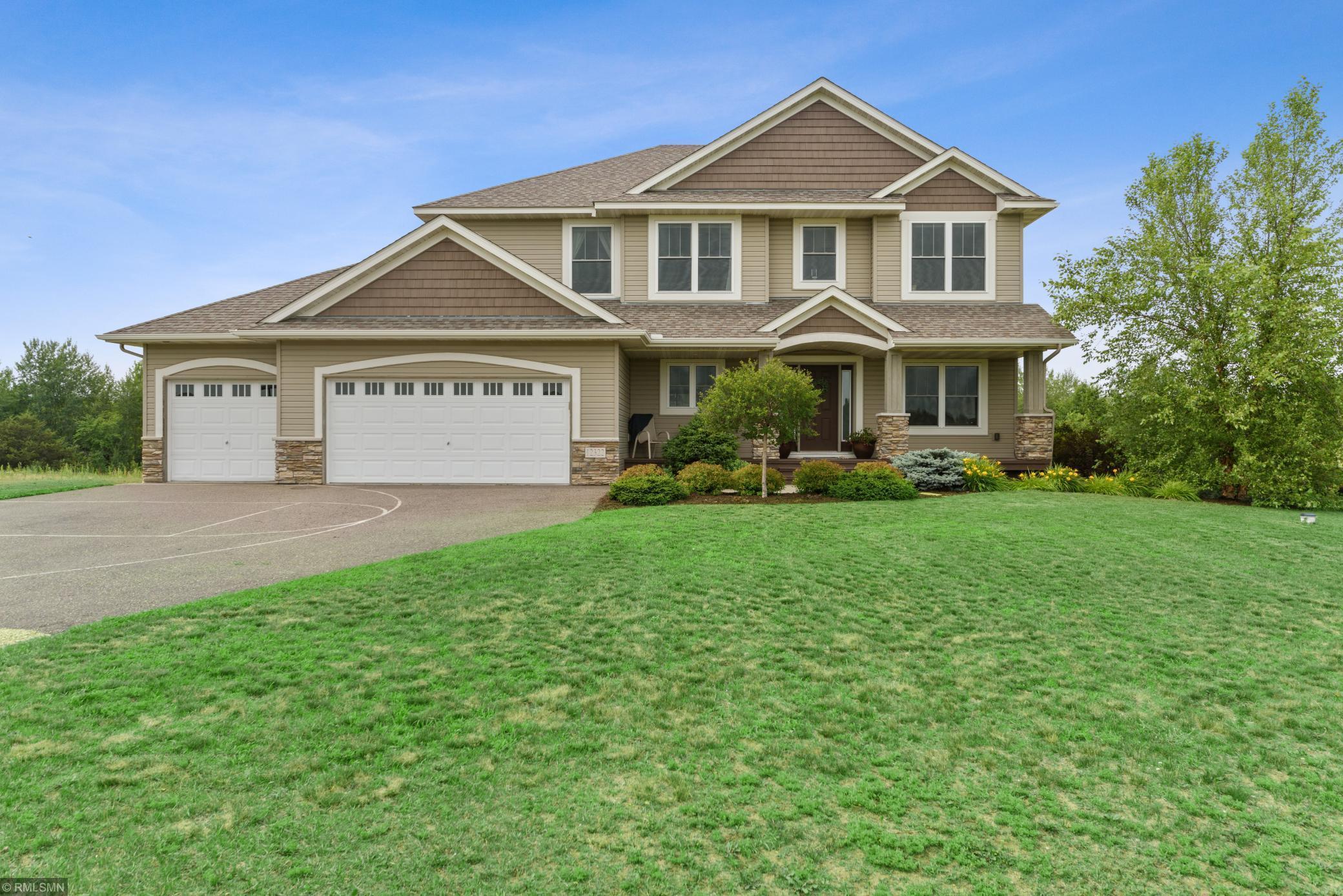 12322 173rd SE Property Photo - Becker, MN real estate listing