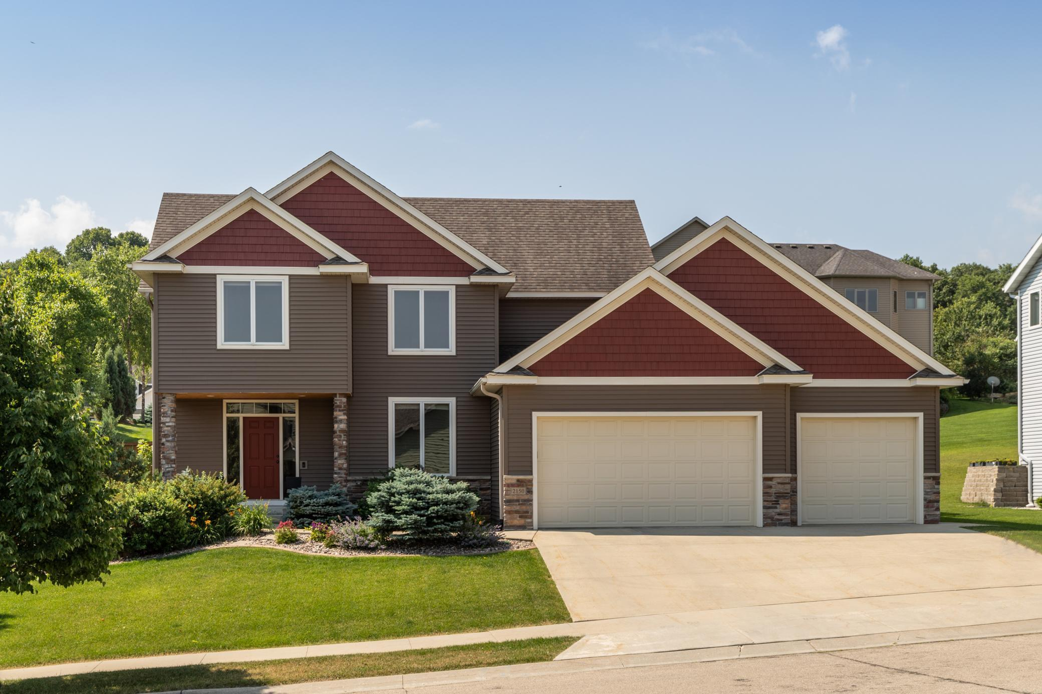 2150 Hill SW Property Photo - Rochester, MN real estate listing