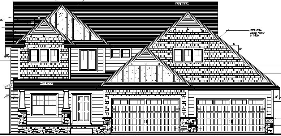 2610 Oak Circle S Property Photo - Cambridge, MN real estate listing