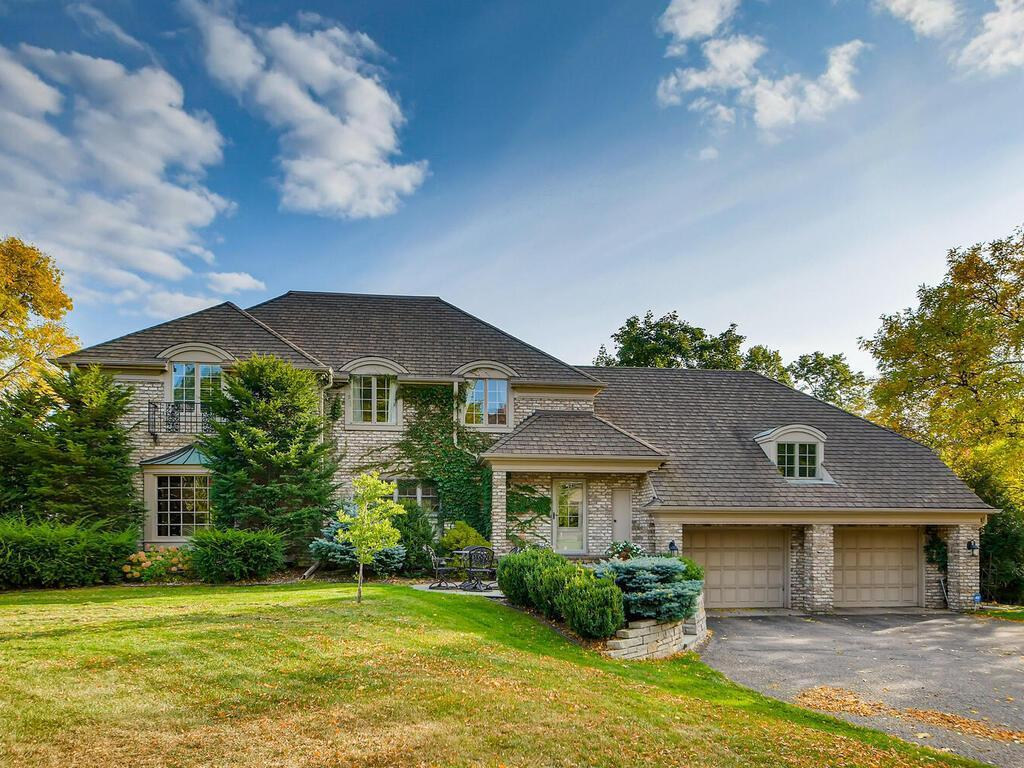 662 Ivy Falls Court Property Photo - Mendota Heights, MN real estate listing
