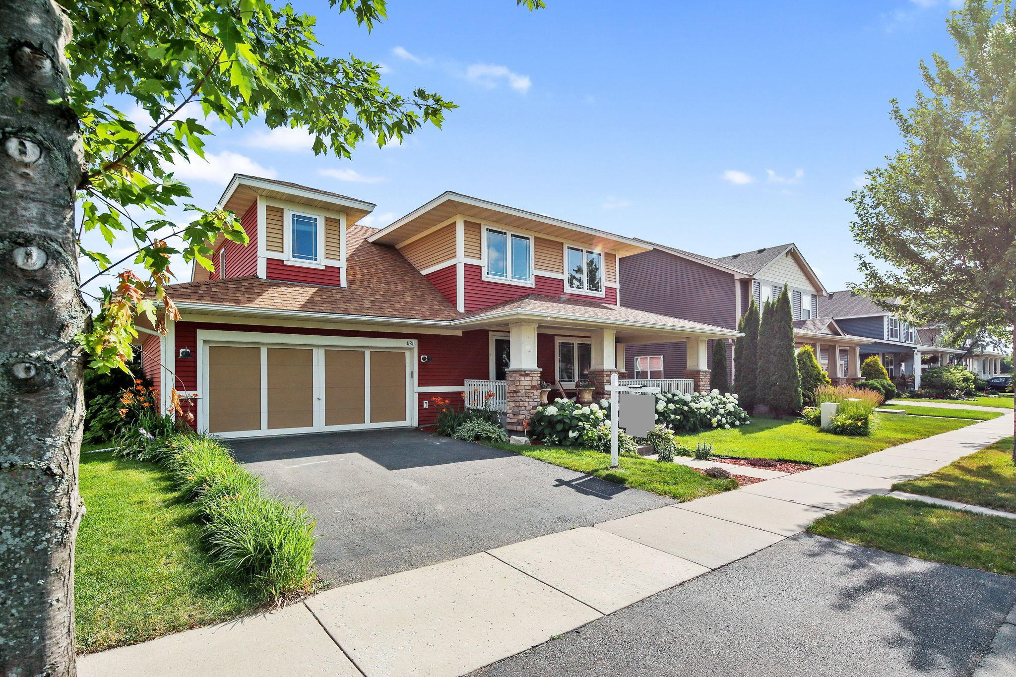 11211 69th Street NE Property Photo - Albertville, MN real estate listing