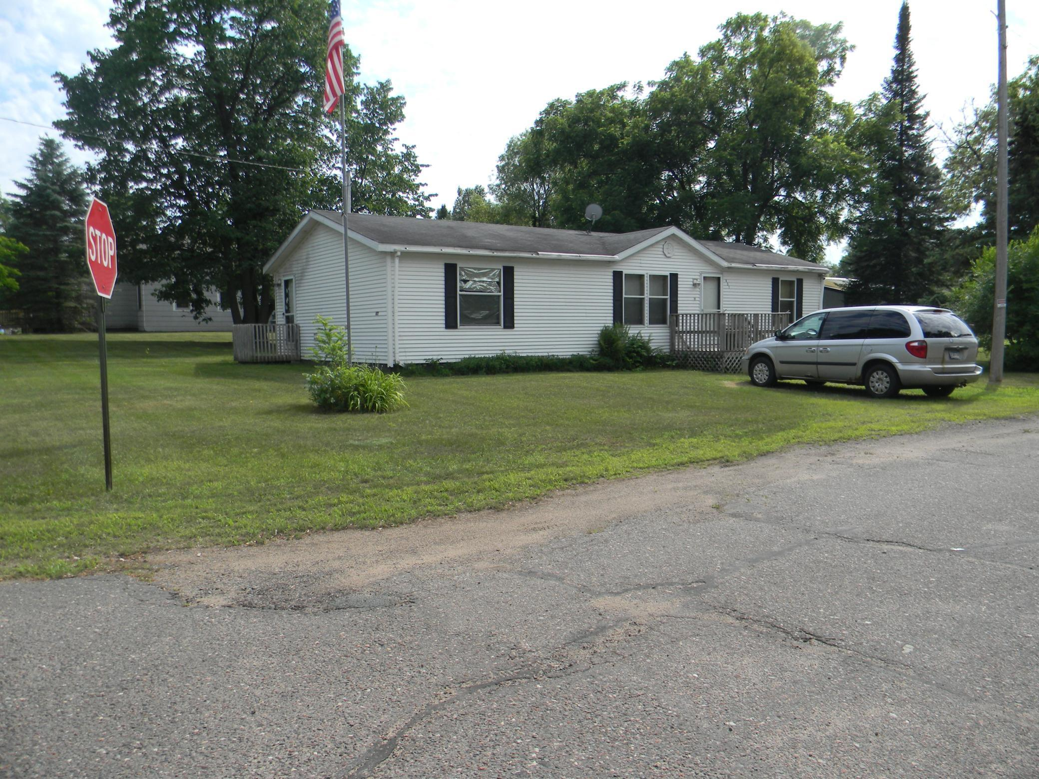 401 Main Street Property Photo - Minong, WI real estate listing
