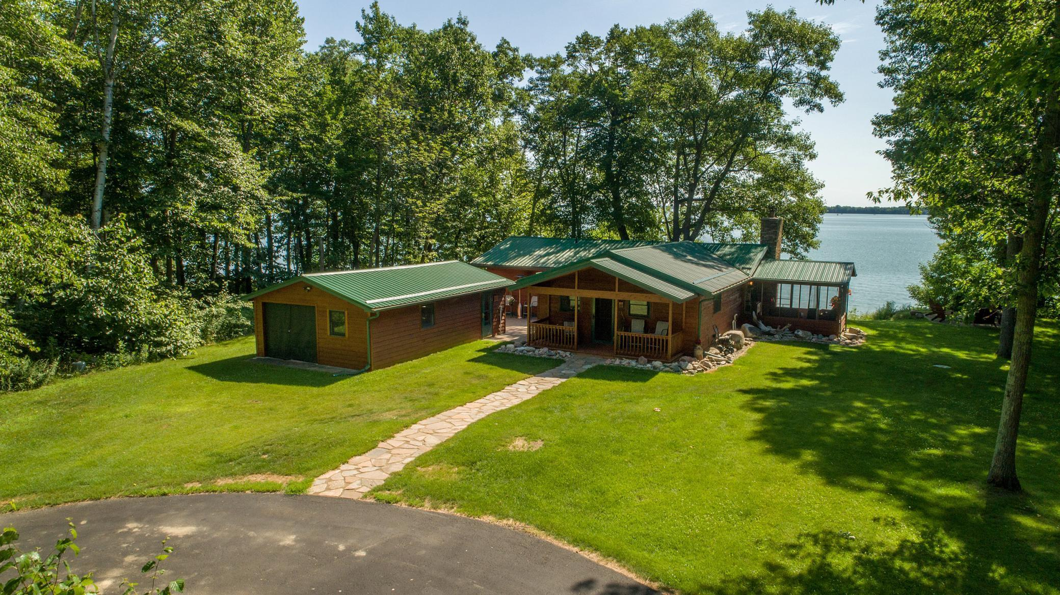 10562 Chippewa Beach NW Property Photo - Cass Lake, MN real estate listing