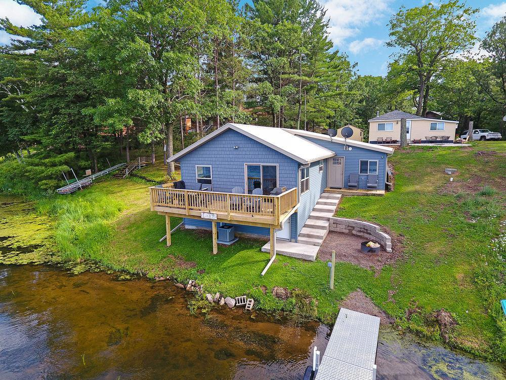 W5354 W Yellowsands Drive #3,10 Property Photo - Spooner Twp, WI real estate listing