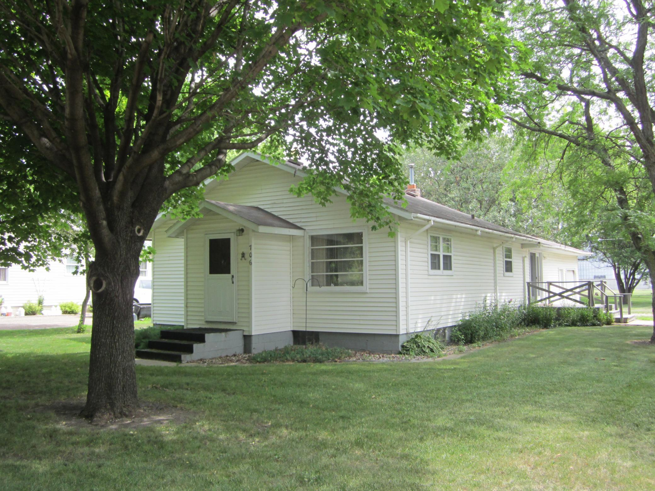 706 13th Street Property Photo - Clarkfield, MN real estate listing