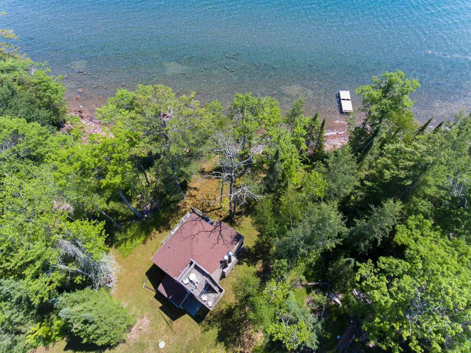 727 S South Shore Drive Property Photo - La Pointe, WI real estate listing