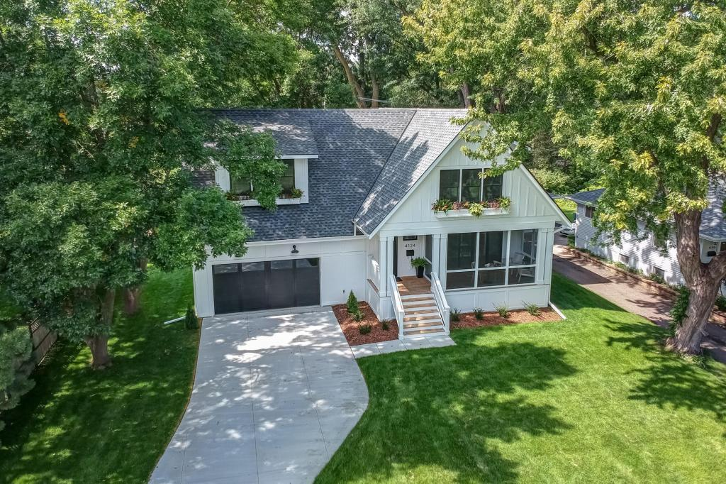 4124 Grimes S Property Photo - Edina, MN real estate listing