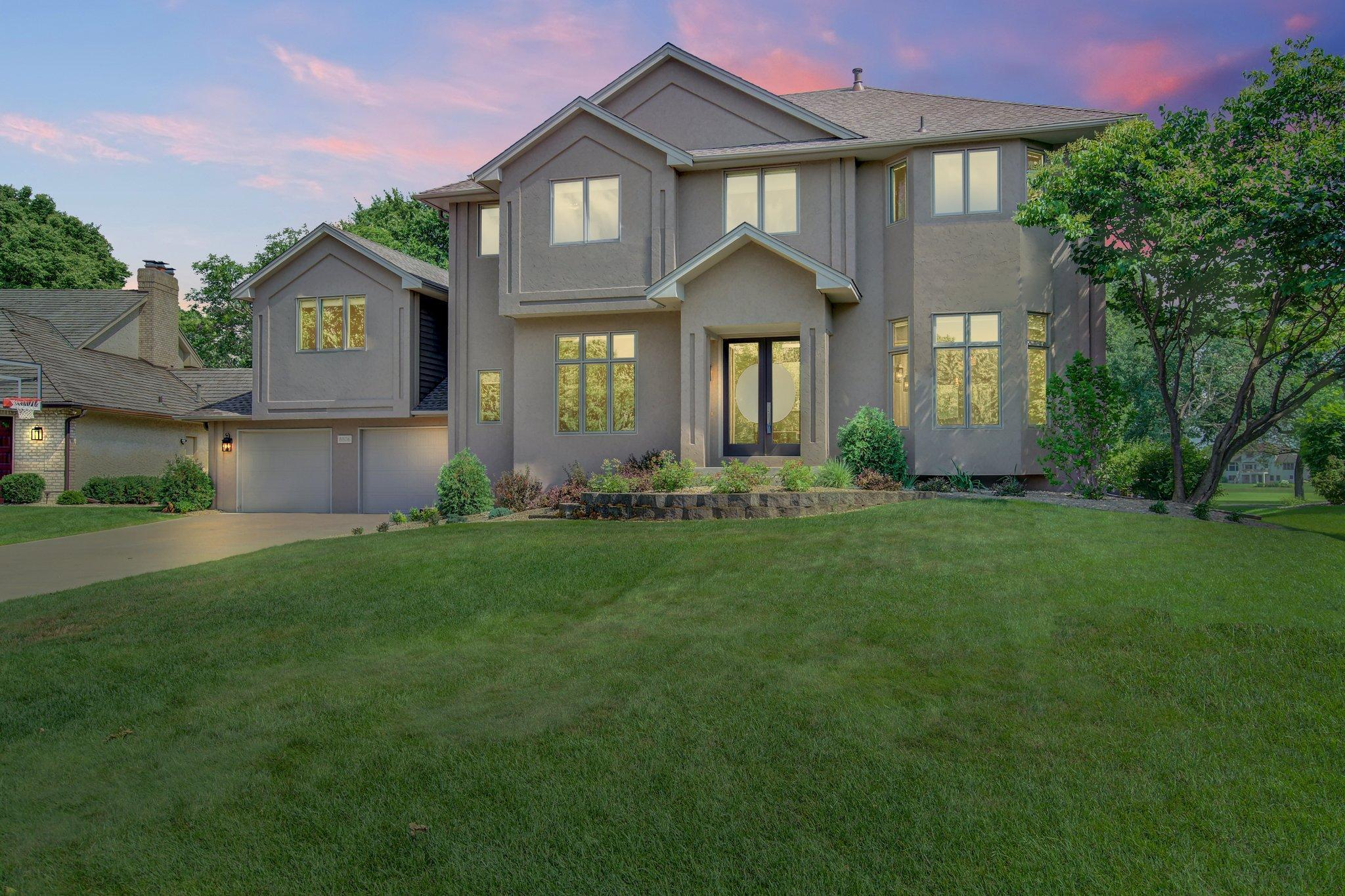8806 Windsor Property Photo - Brooklyn Park, MN real estate listing