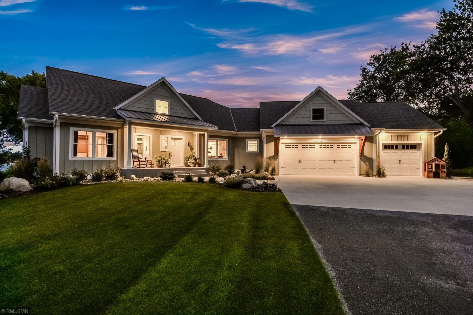 15416 Marmon Street NE Property Photo - Ham Lake, MN real estate listing