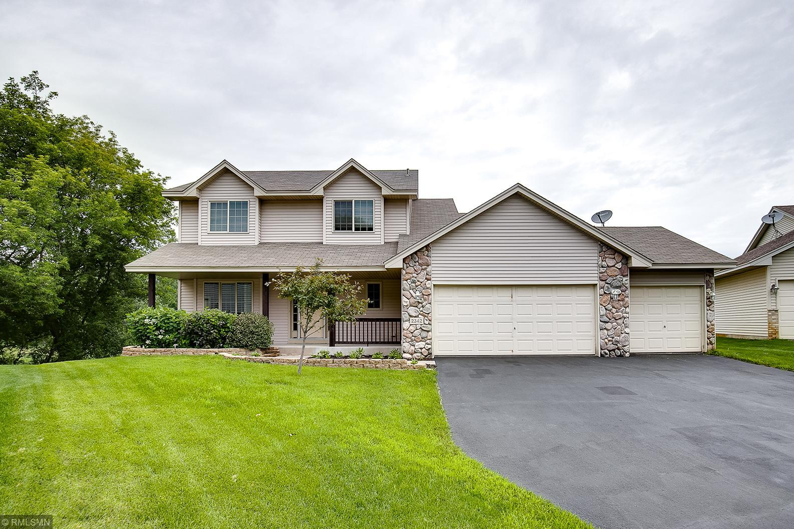2342 121st NW Property Photo - Coon Rapids, MN real estate listing