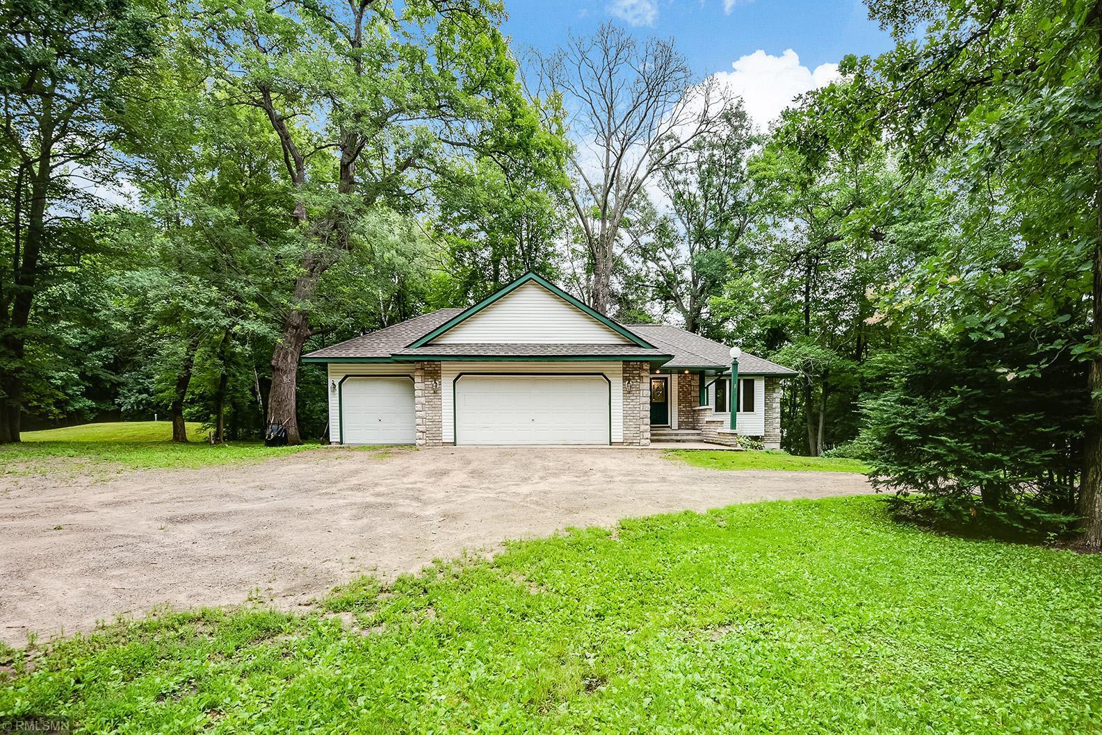 7266 Wyoming Trl Property Photo - Wyoming, MN real estate listing