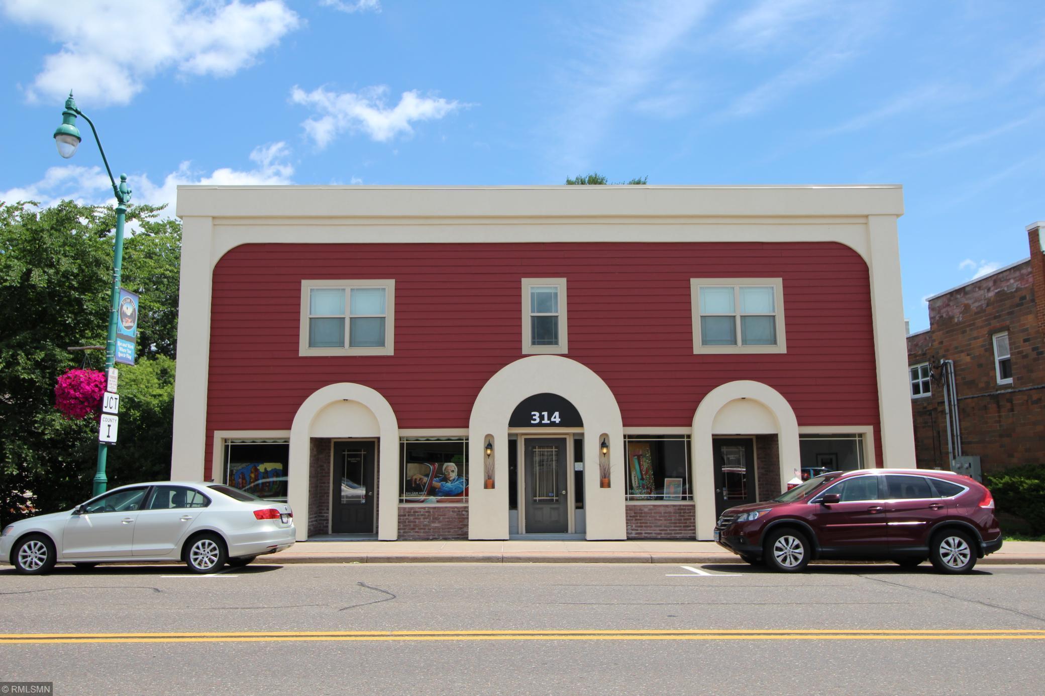 314 Main Street Property Photo - Balsam Lake, WI real estate listing