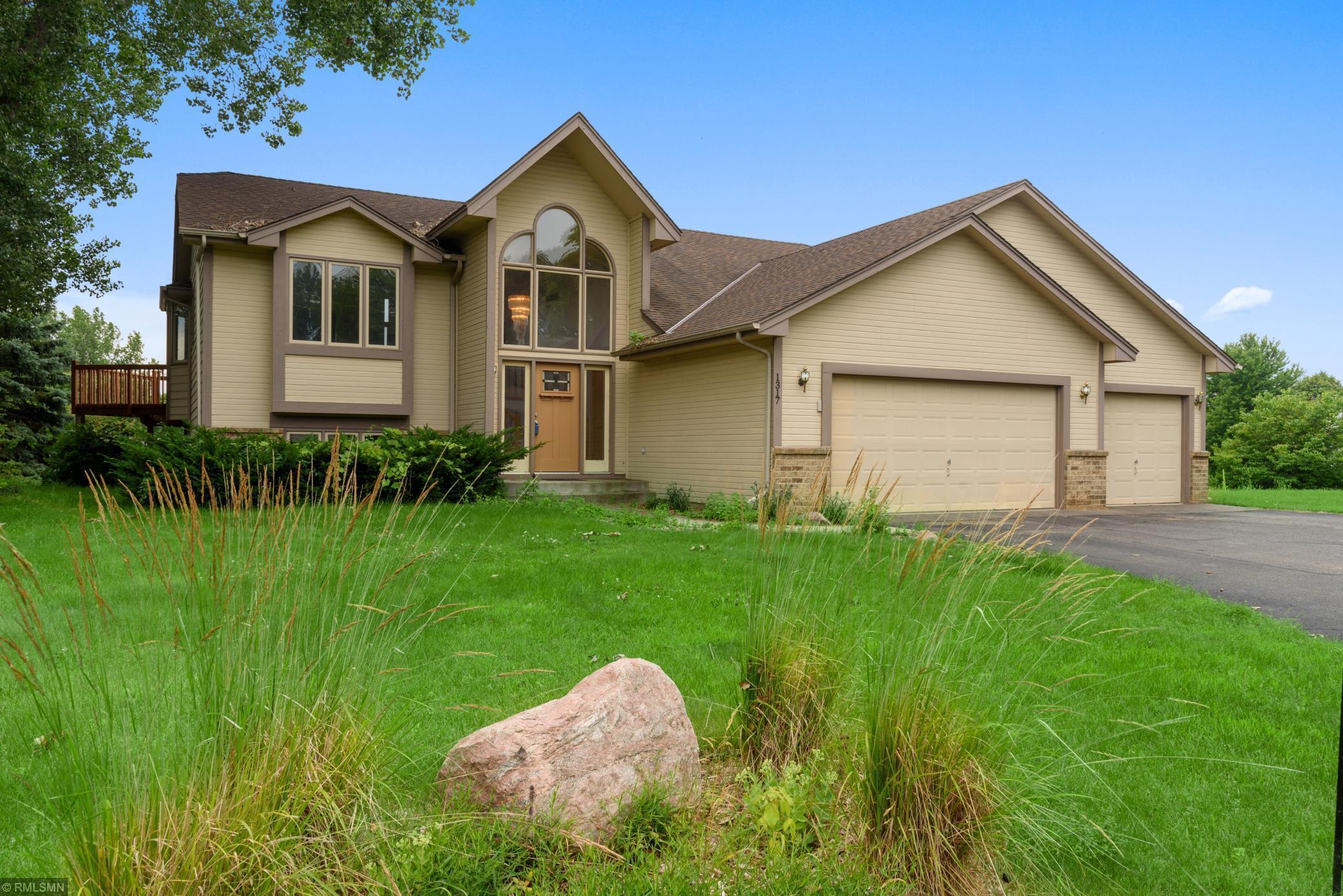 1317 Fremont Property Photo - Burnsville, MN real estate listing