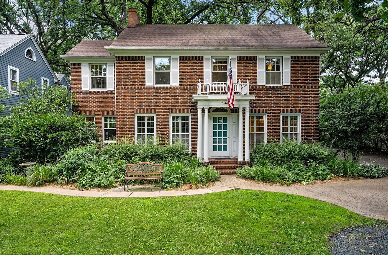 2744 W River Parkway Property Photo - Minneapolis, MN real estate listing