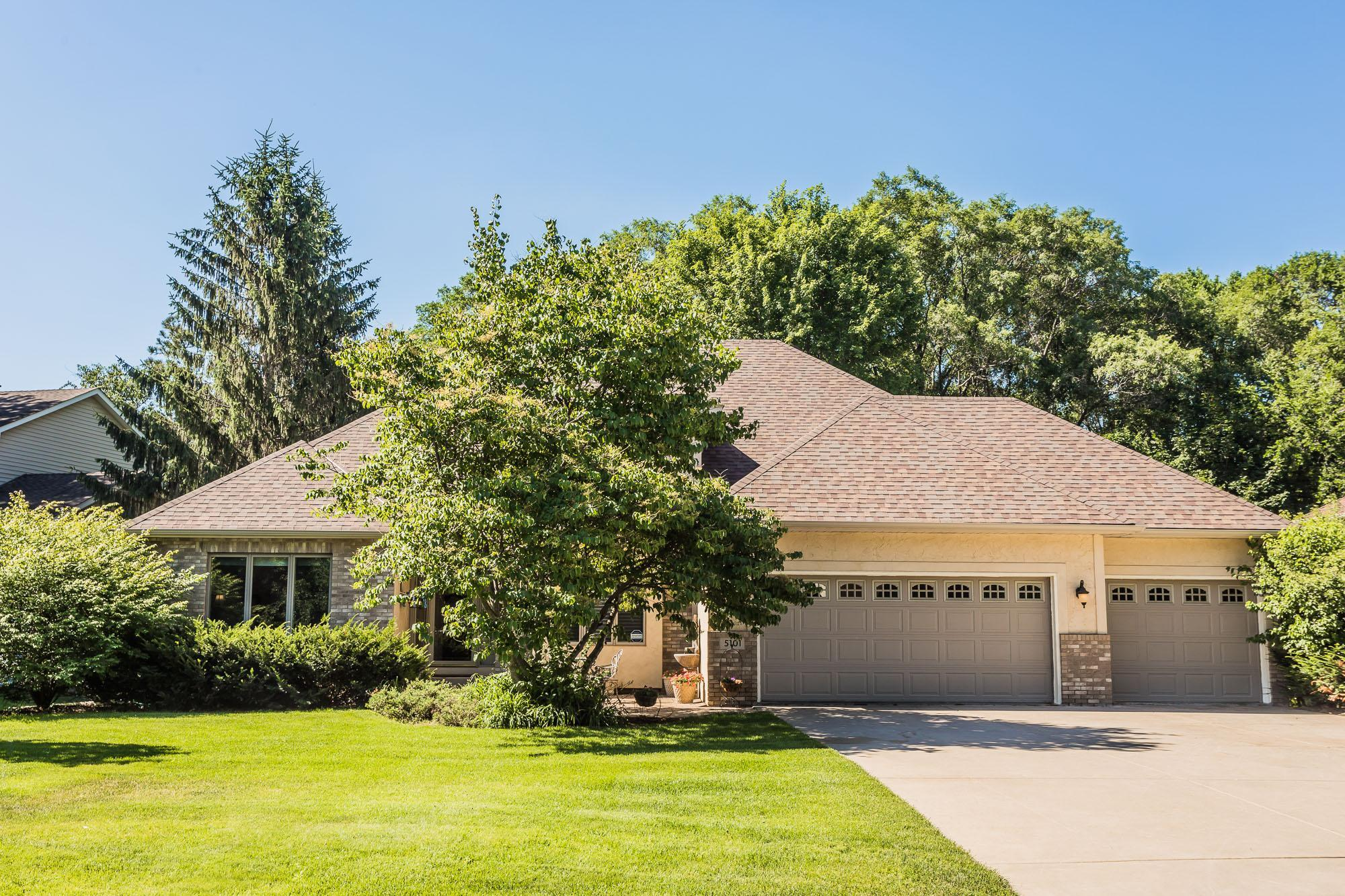 5101 Oxbow Place Property Photo - Champlin, MN real estate listing
