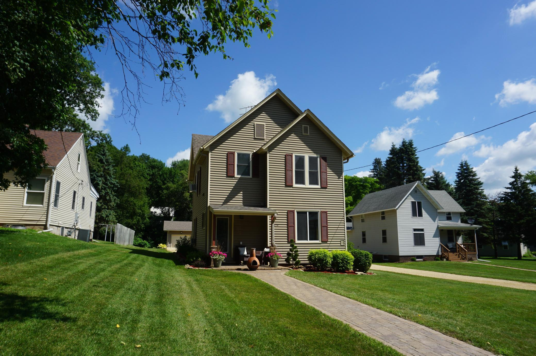 274 Main Property Photo - Ellsworth, WI real estate listing