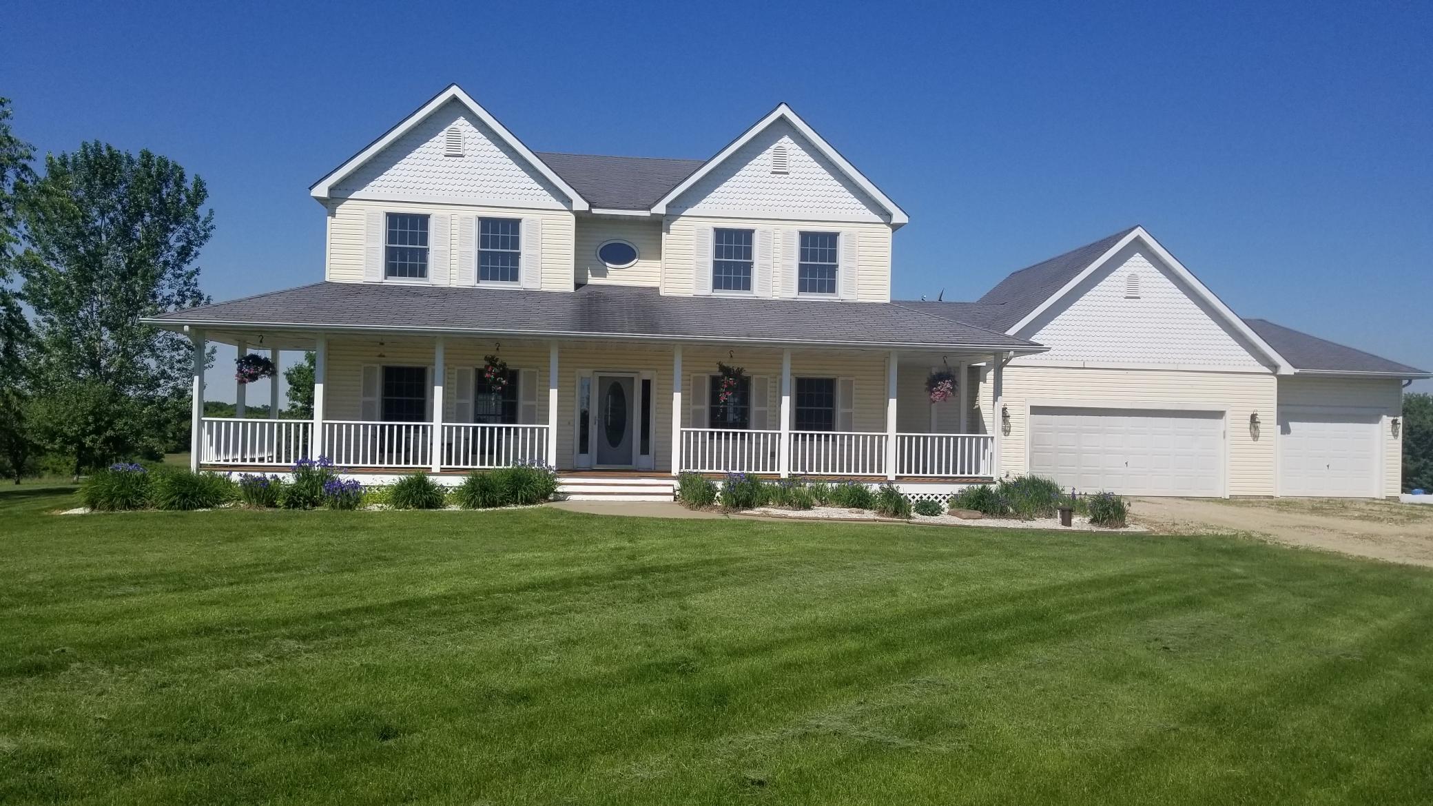 N5765 1200th Street Property Photo - Oak Grove Twp, WI real estate listing