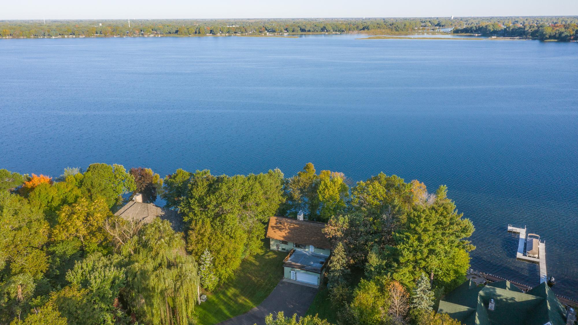 2467 S Shore Boulevard Property Photo - White Bear Lake, MN real estate listing