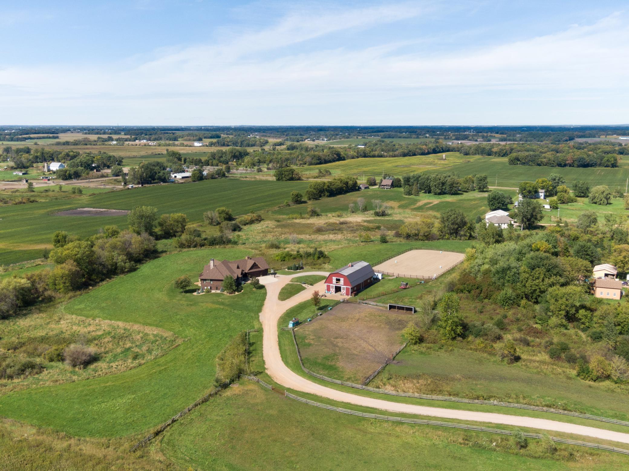 7121 Old Settlers Property Photo - Corcoran, MN real estate listing