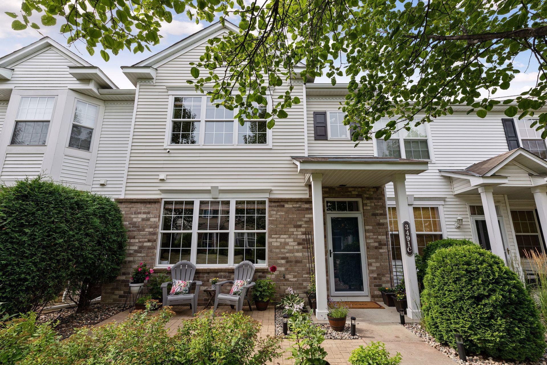 3491 Cherry Lane #C Property Photo - Woodbury, MN real estate listing