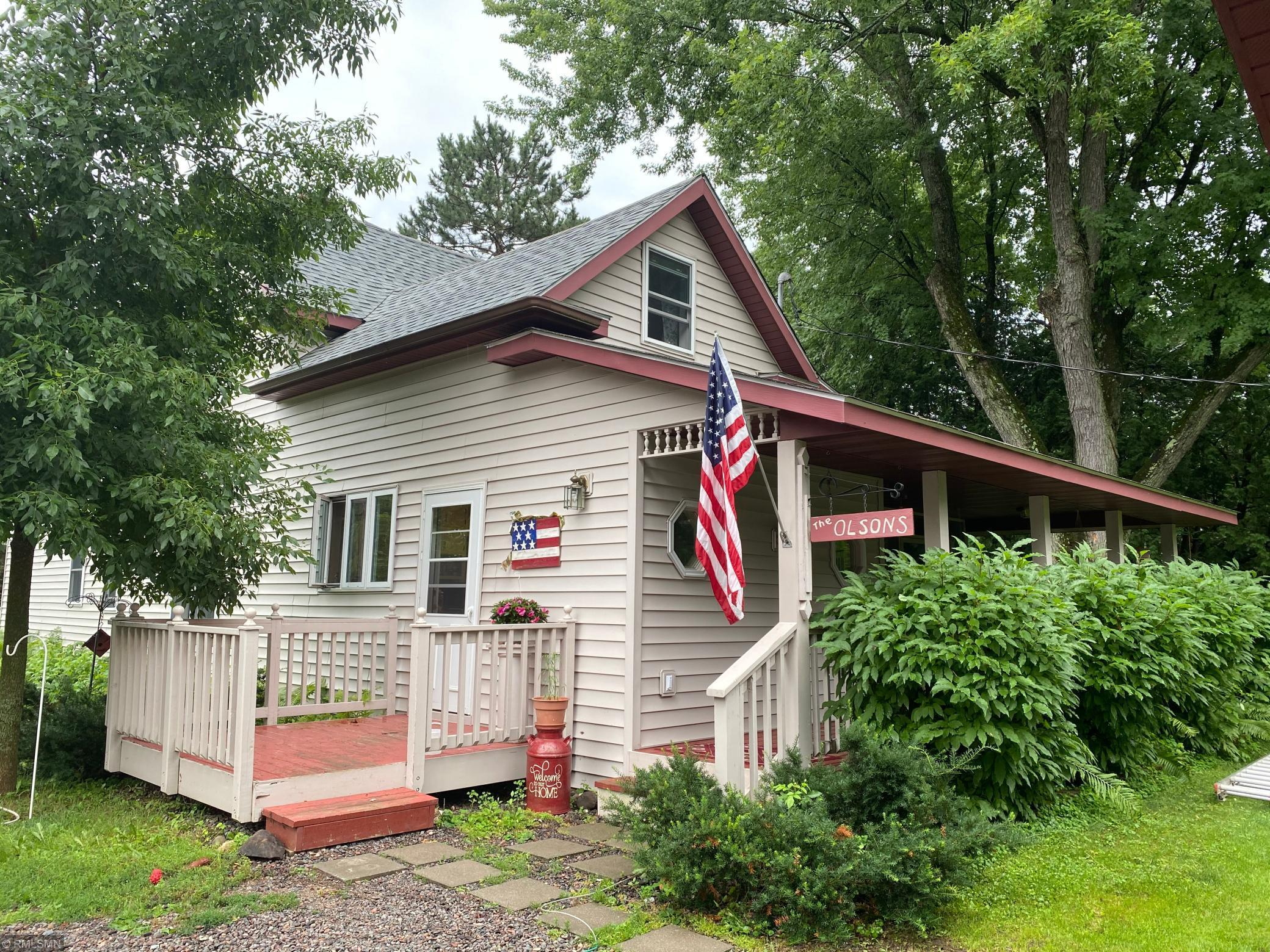 509 Old Highway 61 N Property Photo - Hinckley, MN real estate listing